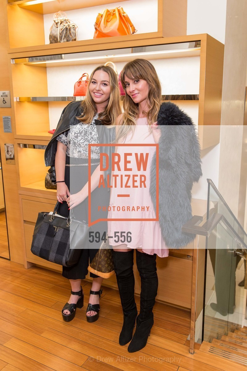Elise Filter, Mary Gonsalves Kinney, ELLE and Louis Vuitton Resort 2016, Louis Vuitton. 233 Geary Street, November 19th, 2015,Drew Altizer, Drew Altizer Photography, full-service event agency, private events, San Francisco photographer, photographer California