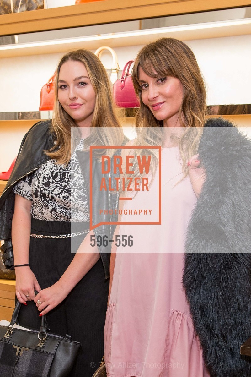 Elise Filter, Mary Gonsalves Kinney, ELLE and Louis Vuitton Resort 2016, Louis Vuitton. 233 Geary Street, November 19th, 2015,Drew Altizer, Drew Altizer Photography, full-service agency, private events, San Francisco photographer, photographer california