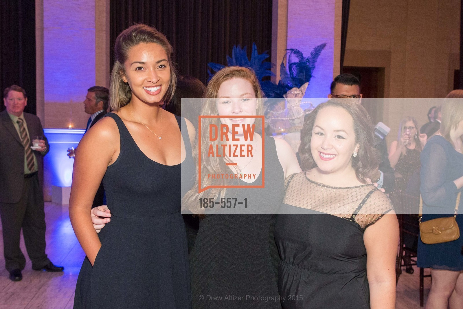 Kaila Kero, Jenna Overman, Katie Balestreri, Cirque du Soiree 2015, The Bentley Reserve. 2525 Van Ness St, November 19th, 2015,Drew Altizer, Drew Altizer Photography, full-service agency, private events, San Francisco photographer, photographer california