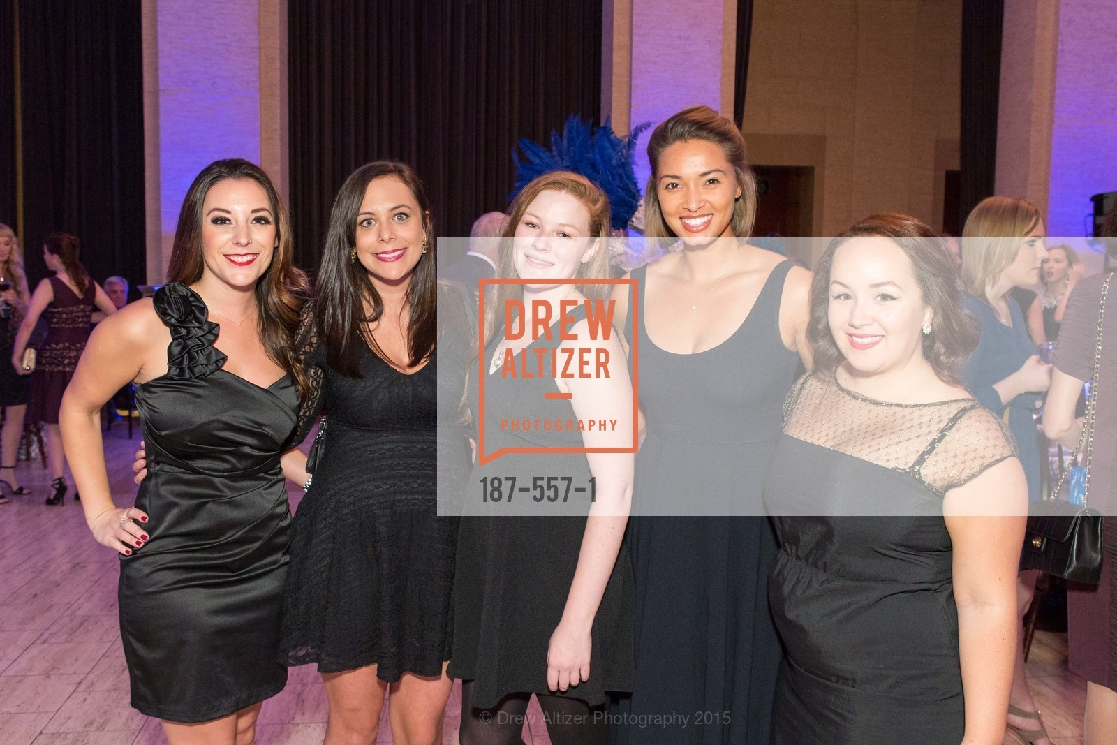 Jen Hajnal, Becca Arruabarrena, Jenna Overman, Kaila Kero, Katie Balestreri, Cirque du Soiree 2015, The Bentley Reserve. 2525 Van Ness St, November 19th, 2015,Drew Altizer, Drew Altizer Photography, full-service agency, private events, San Francisco photographer, photographer california