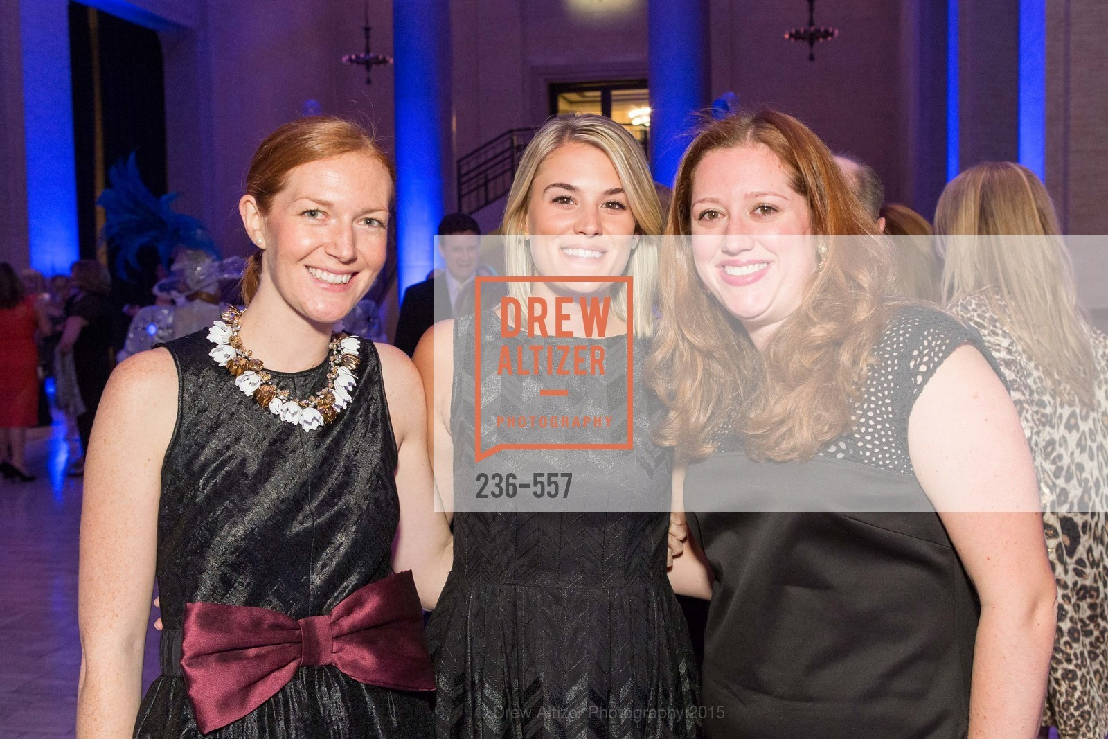 Willa Moore, Nicole Imhof, Lauren McCreery, Cirque du Soiree 2015, The Bentley Reserve. 2525 Van Ness St, November 19th, 2015,Drew Altizer, Drew Altizer Photography, full-service agency, private events, San Francisco photographer, photographer california
