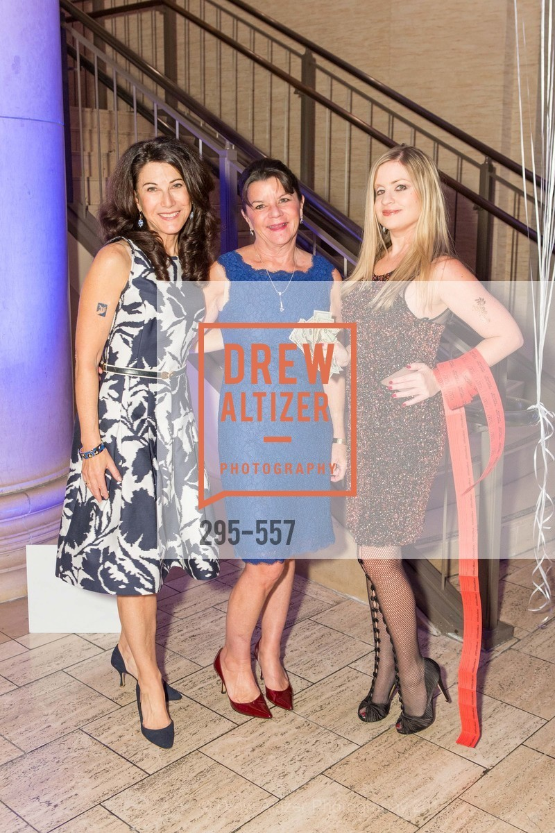 Adrienne Mally, Kathy Balestreri, Julie Hall, Cirque du Soiree 2015, The Bentley Reserve. 2525 Van Ness St, November 19th, 2015,Drew Altizer, Drew Altizer Photography, full-service agency, private events, San Francisco photographer, photographer california