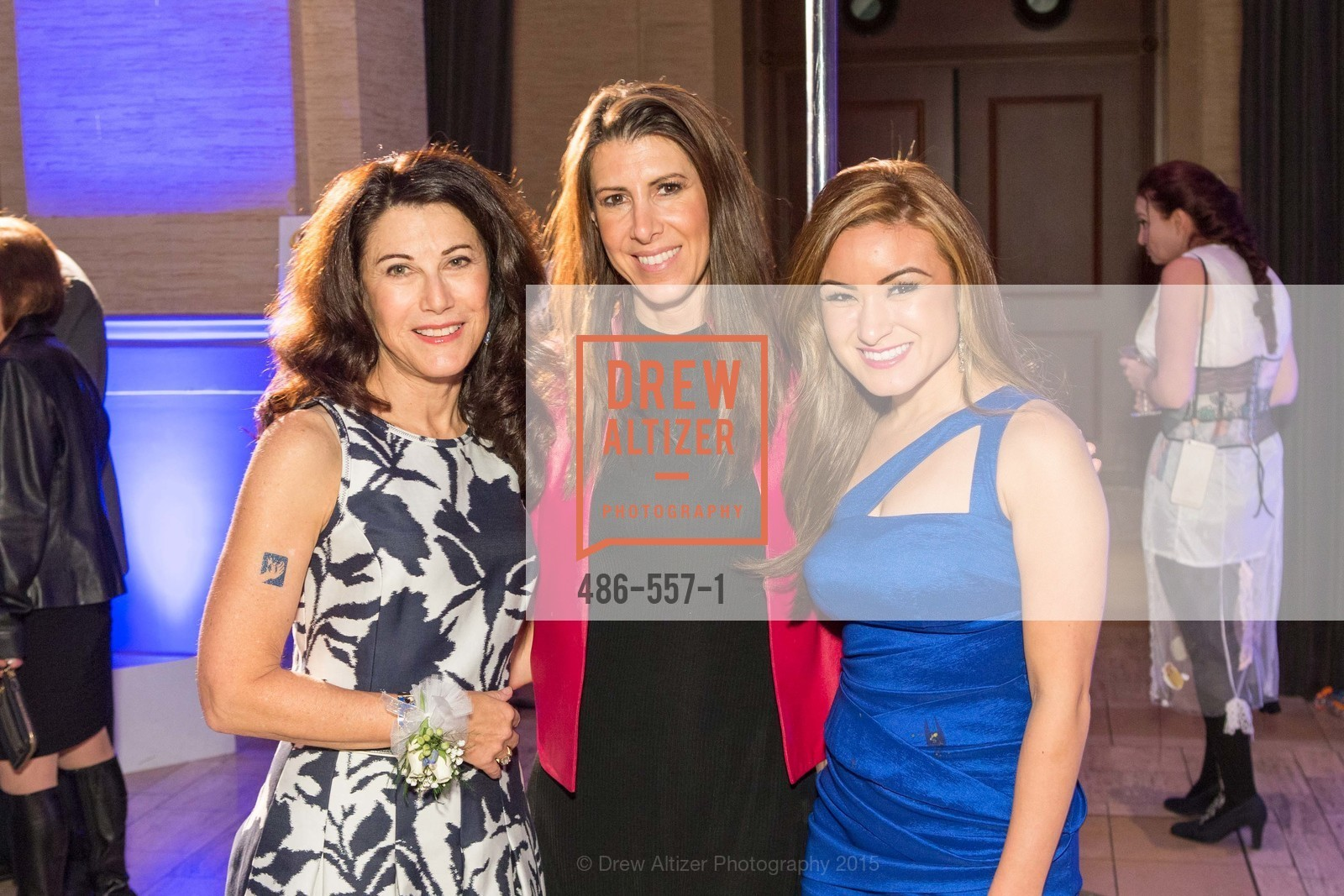 Adrienne Mally, Kym McNicholas, Sarah Lopez, Cirque du Soiree 2015, The Bentley Reserve. 2525 Van Ness St, November 19th, 2015