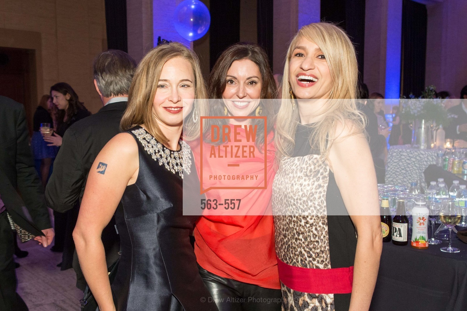 Mylea Charvat, Mary Beth Lamotte, Navid Armstrong, Cirque du Soiree 2015, The Bentley Reserve. 2525 Van Ness St, November 19th, 2015,Drew Altizer, Drew Altizer Photography, full-service agency, private events, San Francisco photographer, photographer california