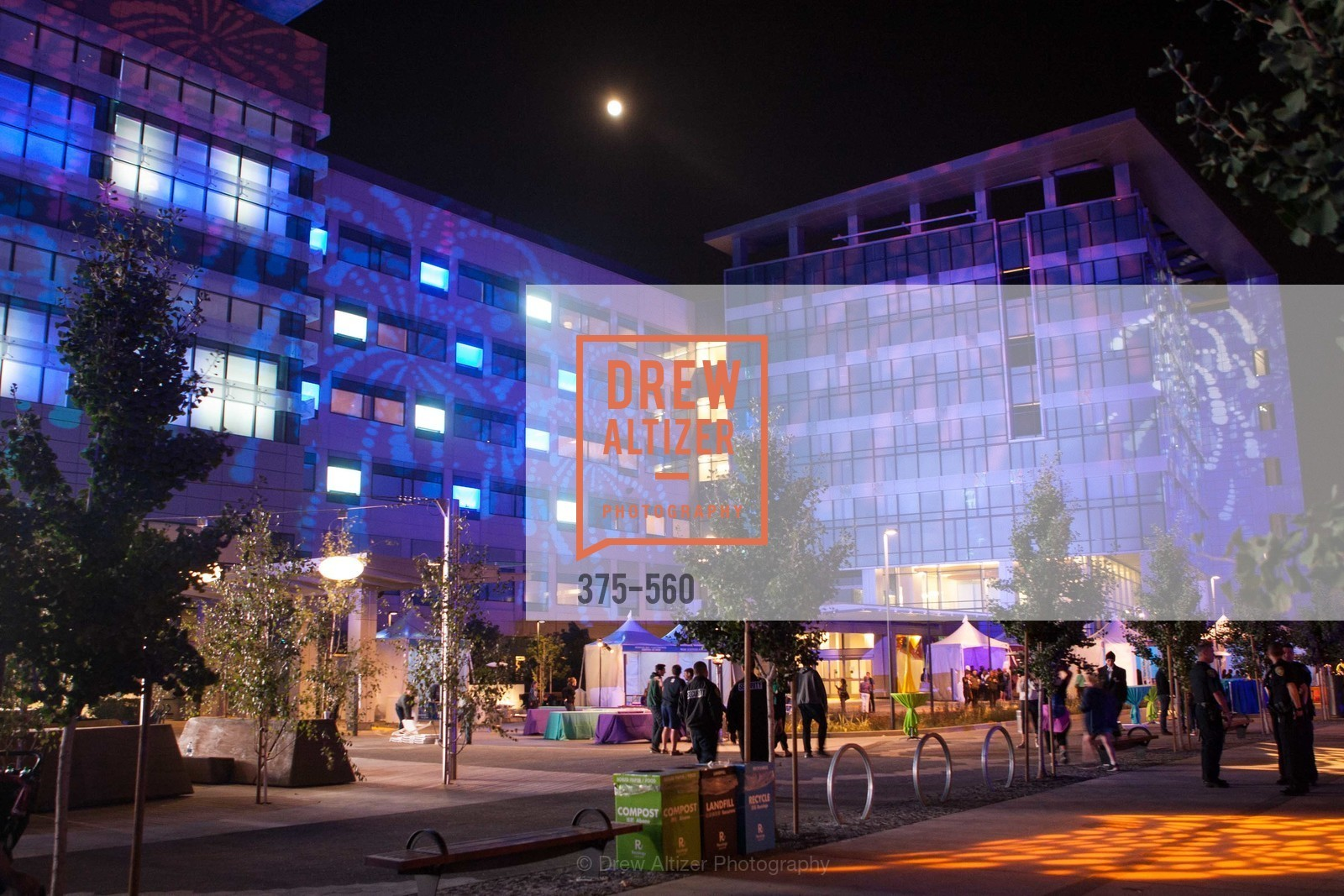 Atmosphere, UCSF Medical Center HARD HAT WALK & LIGHTS ON FESTIVAL, US, September 6th, 2014