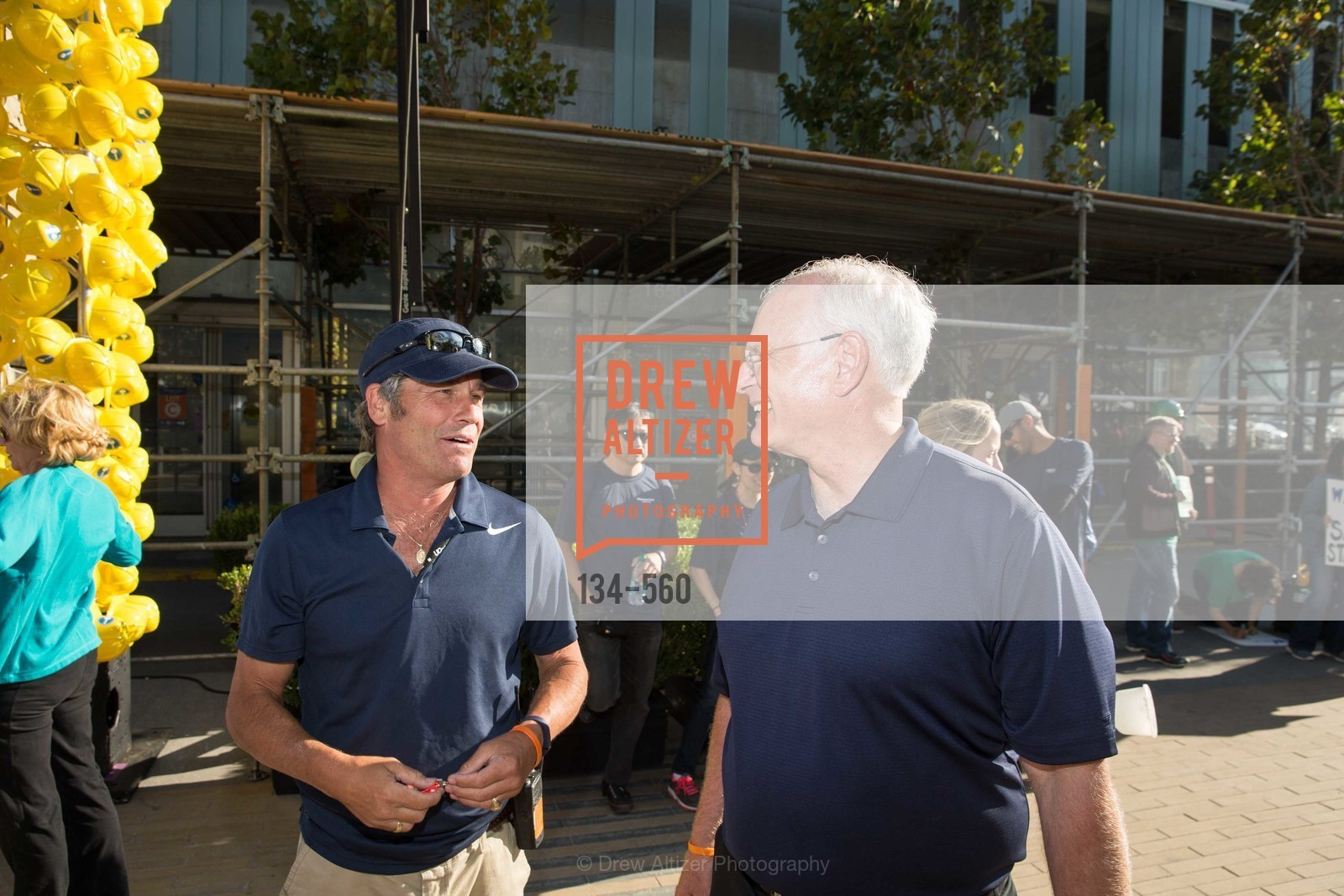 Peter Balestreri, Mark Laret, UCSF Medical Center HARD HAT WALK & LIGHTS ON FESTIVAL, US, September 6th, 2014,Drew Altizer, Drew Altizer Photography, full-service agency, private events, San Francisco photographer, photographer california
