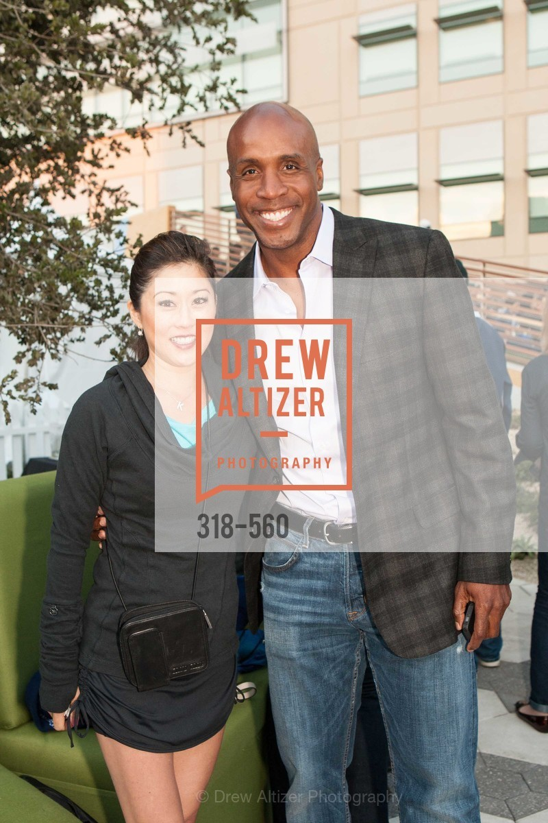Kristi Yamaguchi, Barry Bonds, UCSF Medical Center HARD HAT WALK & LIGHTS ON FESTIVAL, US, September 6th, 2014,Drew Altizer, Drew Altizer Photography, full-service event agency, private events, San Francisco photographer, photographer California