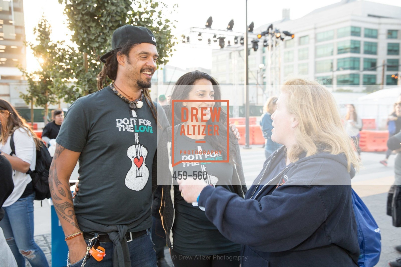 Michael Franti, Sara Agah, Joanne Hayes-White, UCSF Medical Center HARD HAT WALK & LIGHTS ON FESTIVAL, US, September 6th, 2014,Drew Altizer, Drew Altizer Photography, full-service event agency, private events, San Francisco photographer, photographer California