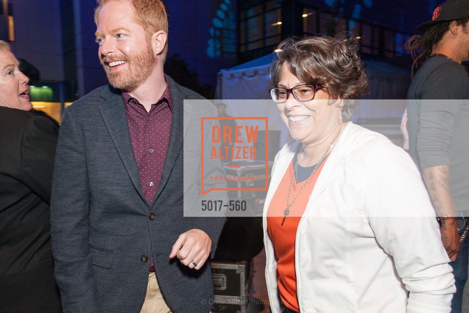 Jesse Tyler Ferguson, Cindy Lima, UCSF Medical Center HARD HAT WALK & LIGHTS ON FESTIVAL, US, September 6th, 2014,Drew Altizer, Drew Altizer Photography, full-service agency, private events, San Francisco photographer, photographer california