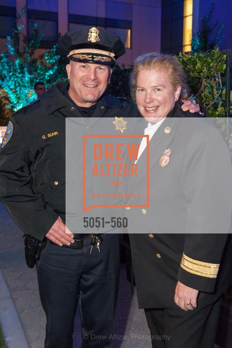 Greg Suhr, Joanne Hayes-White, UCSF Medical Center HARD HAT WALK & LIGHTS ON FESTIVAL, US, September 6th, 2014,Drew Altizer, Drew Altizer Photography, full-service agency, private events, San Francisco photographer, photographer california