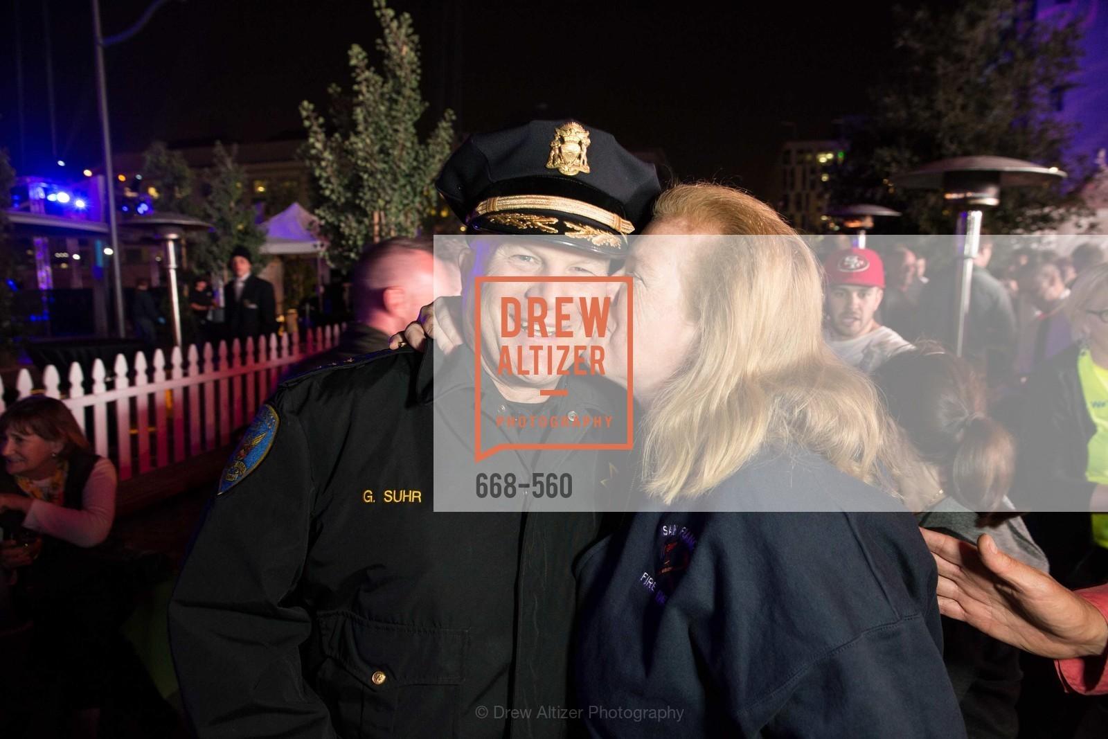 Greg Suhr, Joanne Hayes-White, Photo #668-560