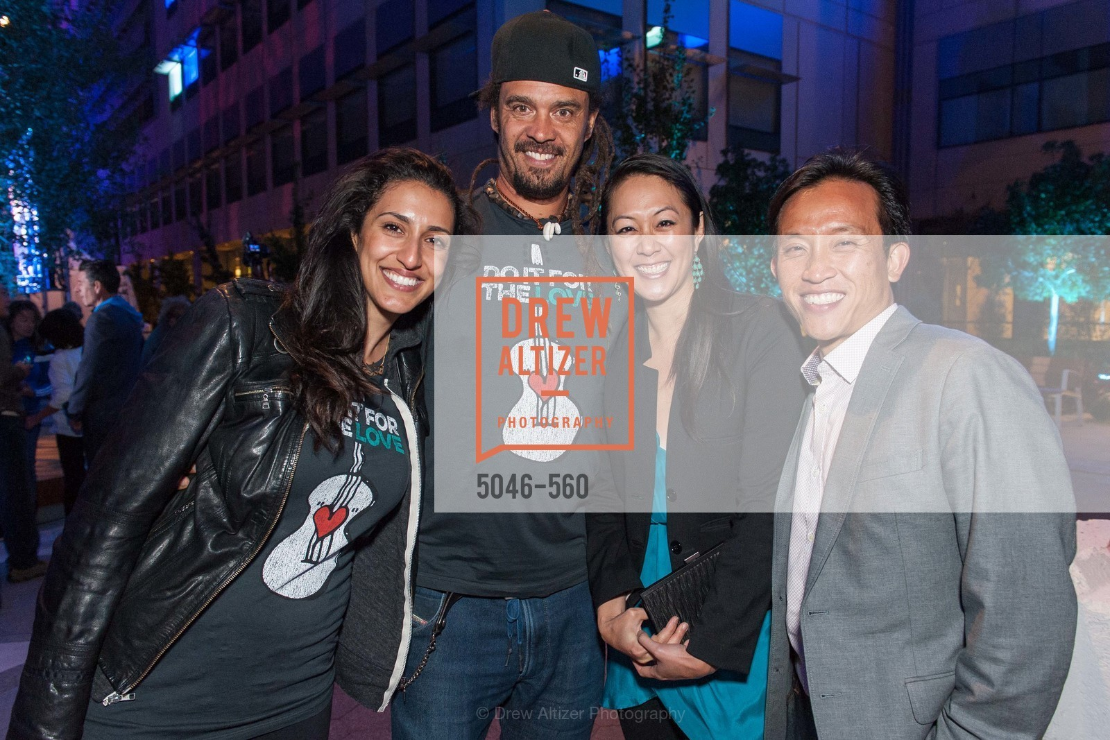 Sara Agah, Michael Franti, Candace Chen, David Chiu, UCSF Medical Center HARD HAT WALK & LIGHTS ON FESTIVAL, US, September 6th, 2014,Drew Altizer, Drew Altizer Photography, full-service agency, private events, San Francisco photographer, photographer california