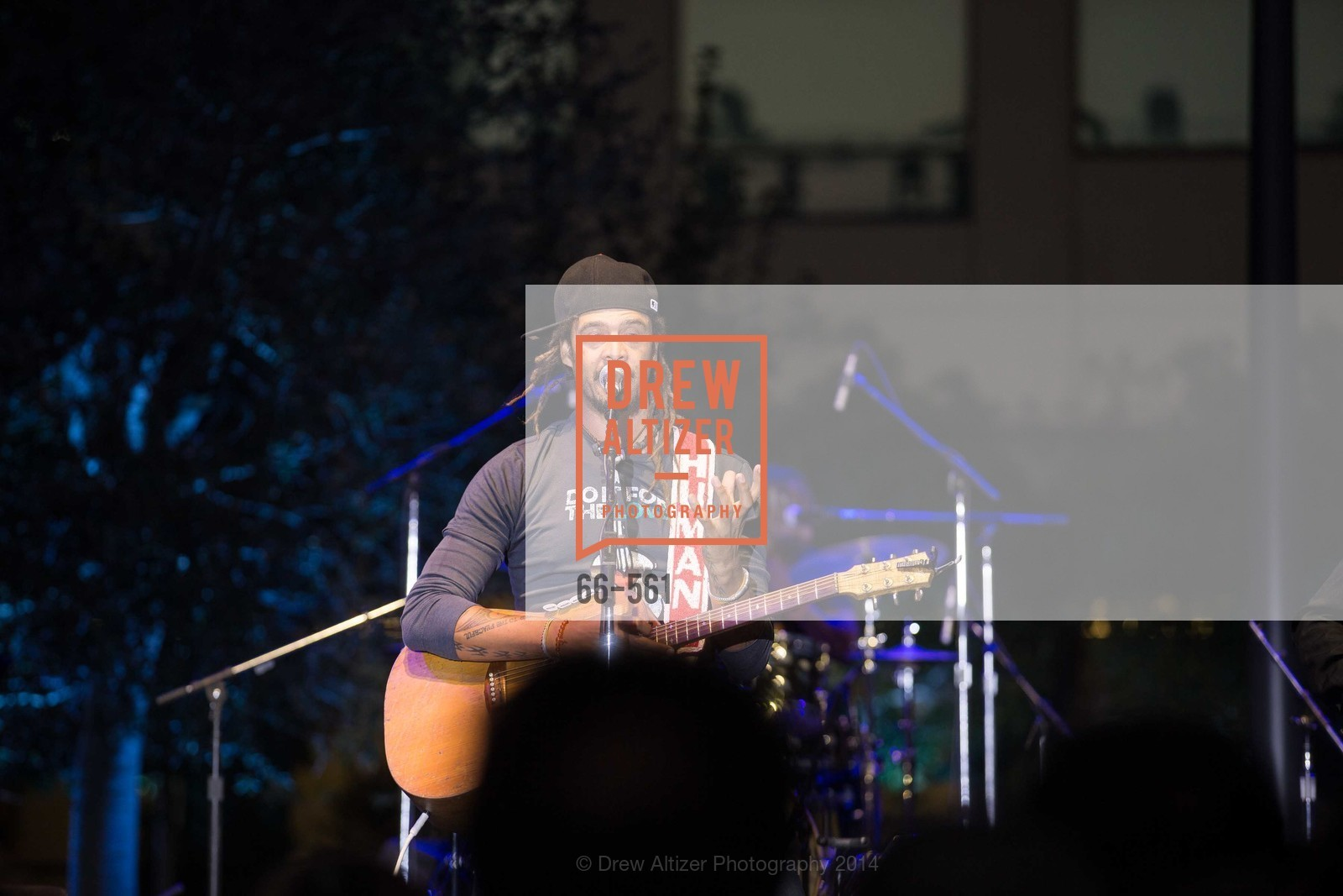 Performance By Michael Franti, Photo #66-561