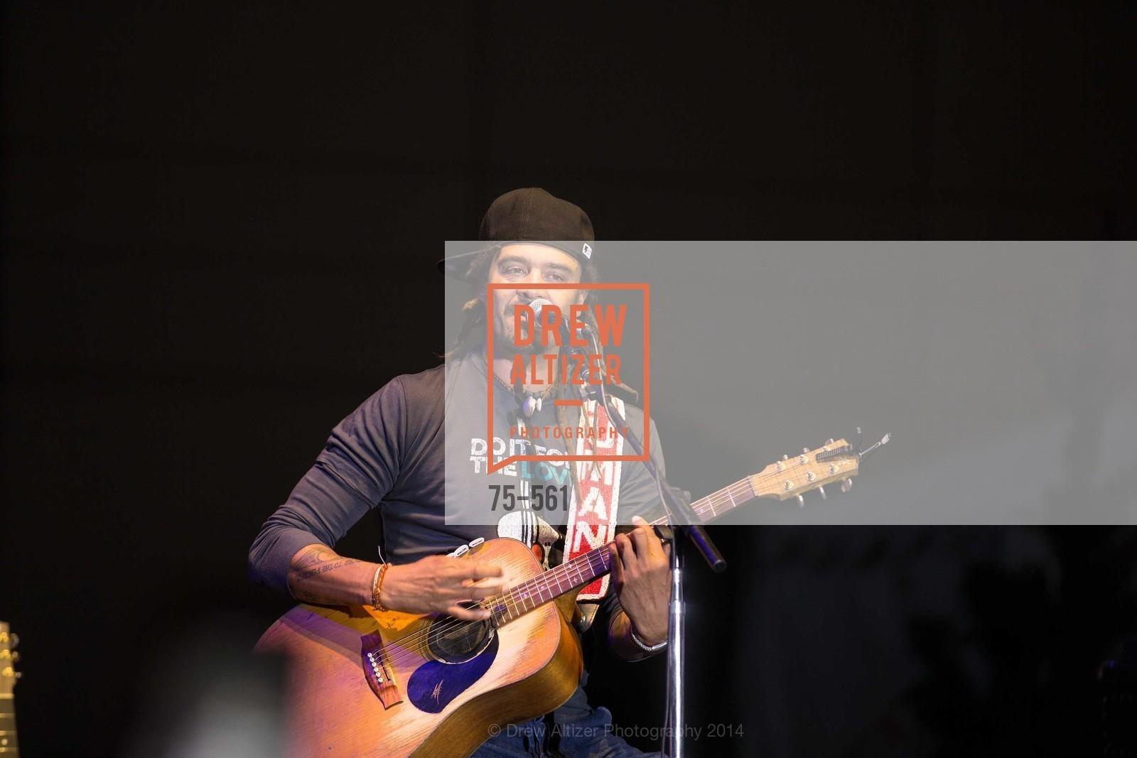Performance By Michael Franti, Photo #75-561