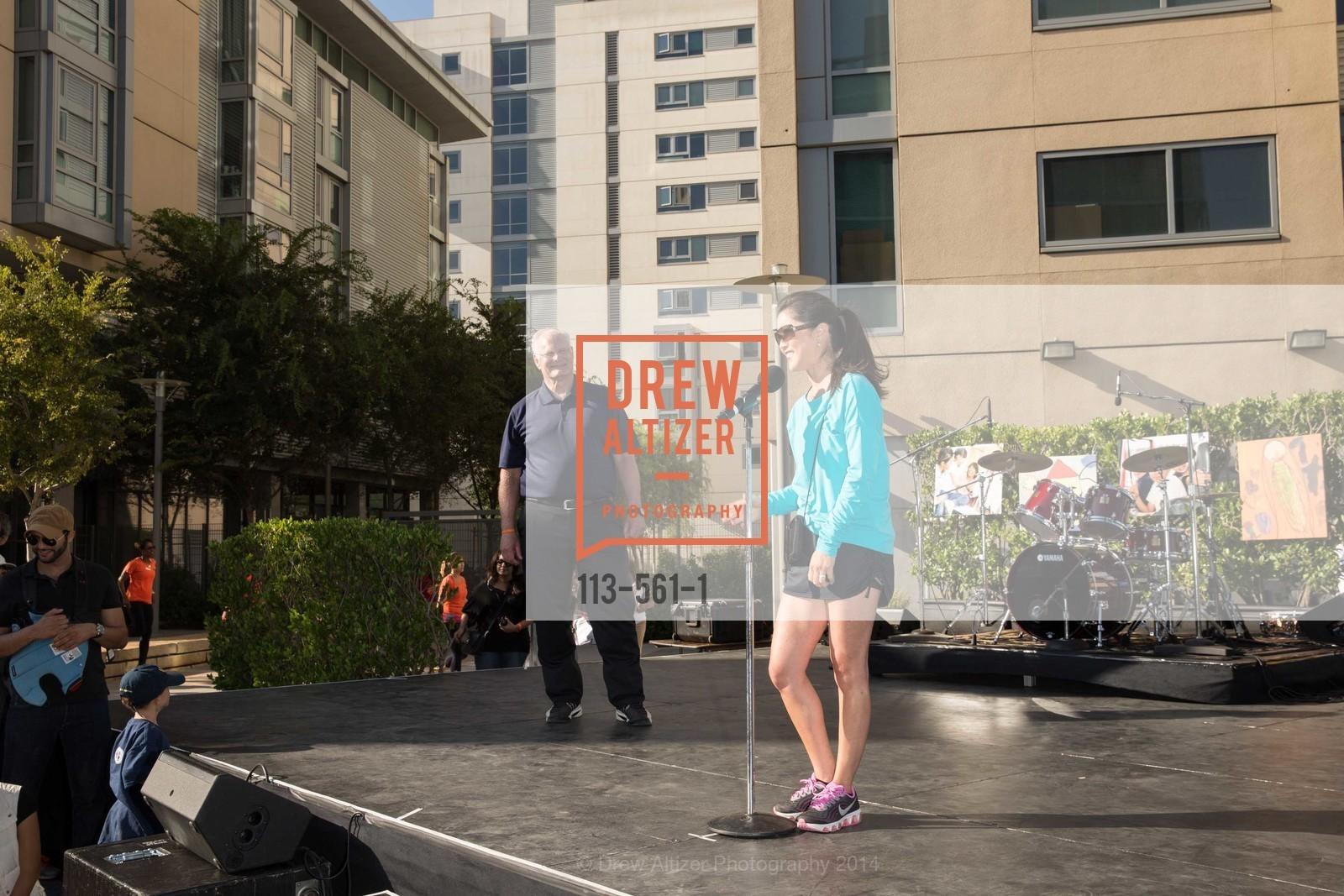 Mark Laret, Kristi Yamaguchi, UCSF Medical Center HARD HAT WALK & LIGHTS ON FESTIVAL, US, September 6th, 2014,Drew Altizer, Drew Altizer Photography, full-service event agency, private events, San Francisco photographer, photographer California