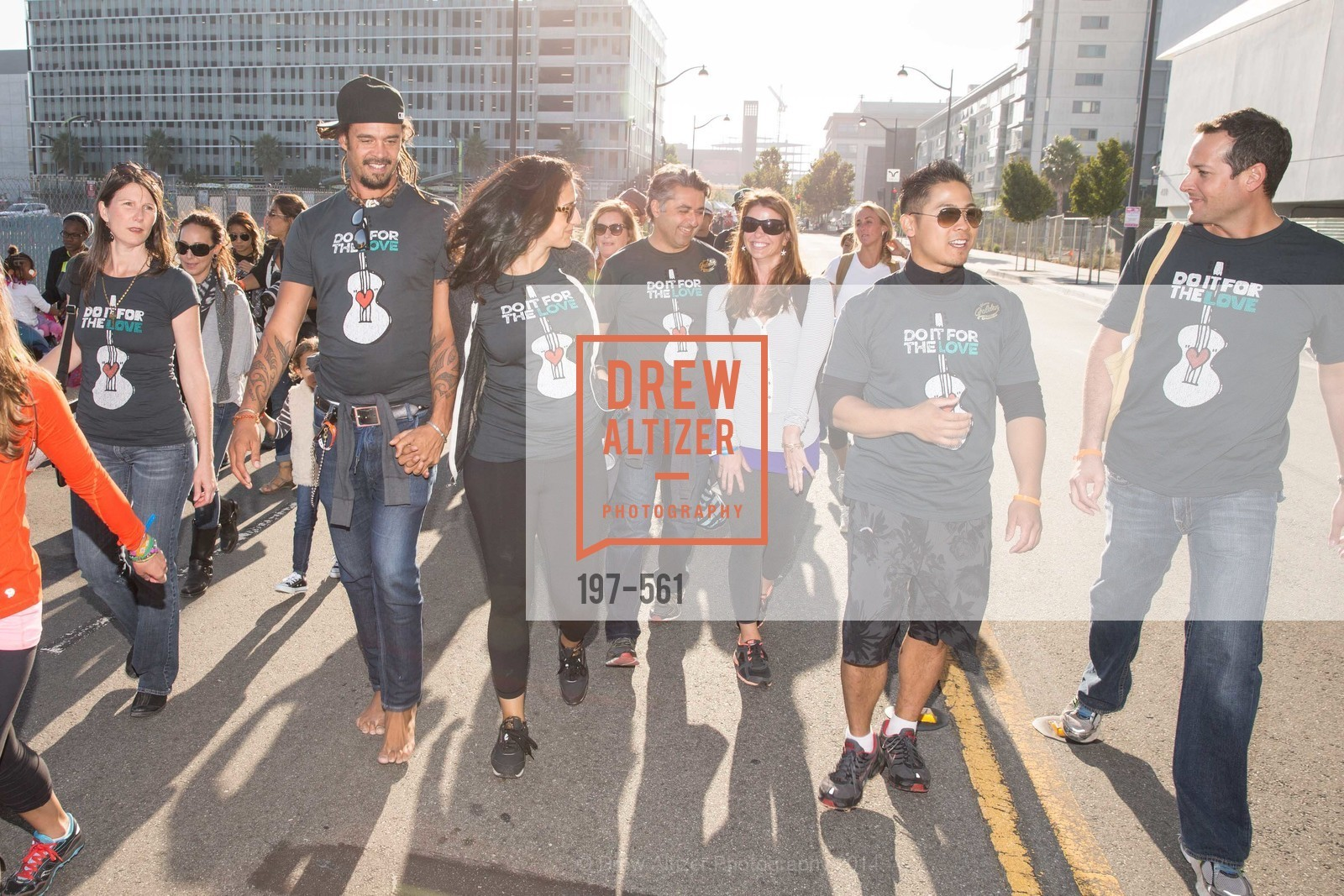 Michael Franti, Sara Agah, Hooman Khalili, UCSF Medical Center HARD HAT WALK & LIGHTS ON FESTIVAL, US, September 6th, 2014,Drew Altizer, Drew Altizer Photography, full-service agency, private events, San Francisco photographer, photographer california