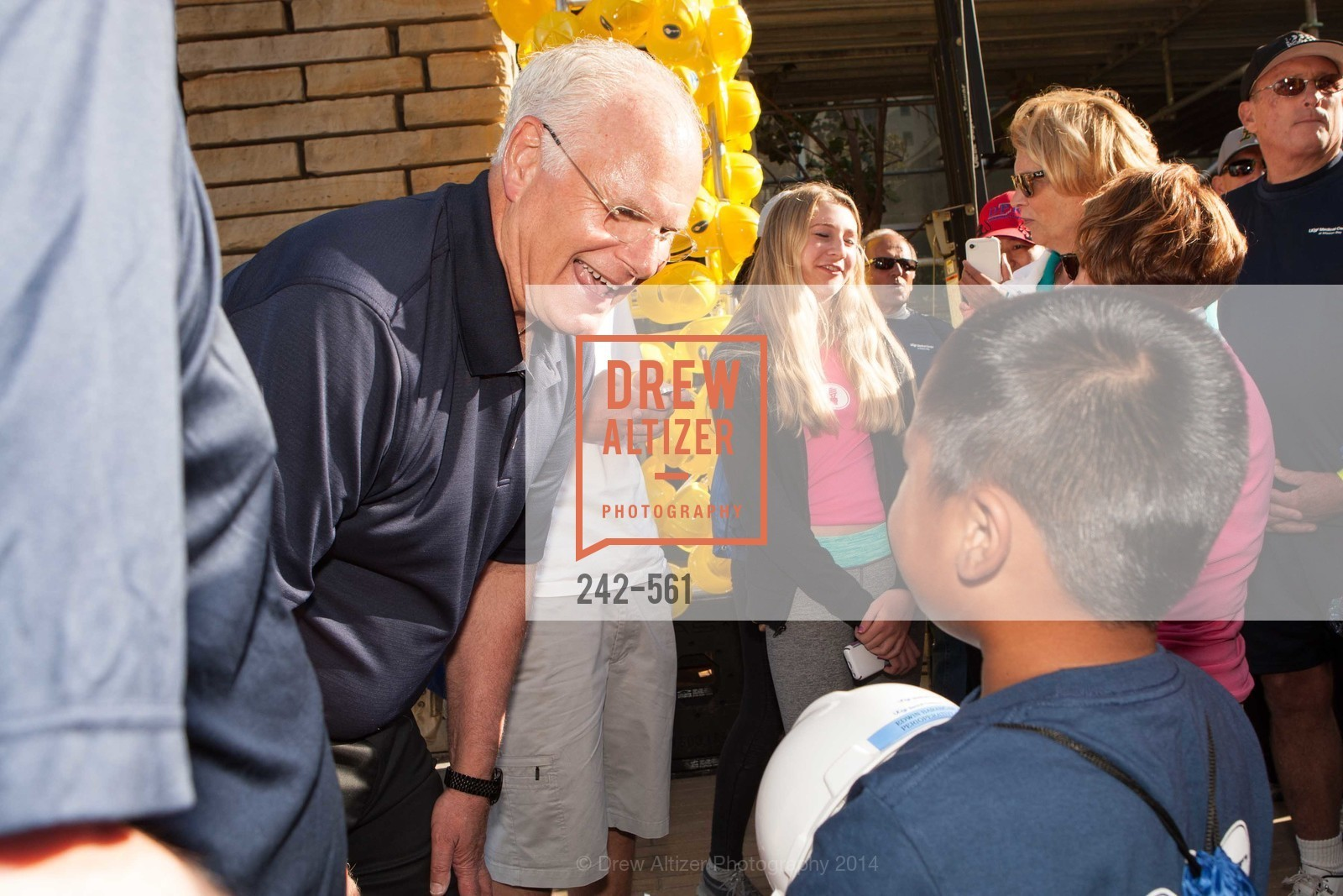 Mark Laret, UCSF Medical Center HARD HAT WALK & LIGHTS ON FESTIVAL, US, September 6th, 2014,Drew Altizer, Drew Altizer Photography, full-service agency, private events, San Francisco photographer, photographer california