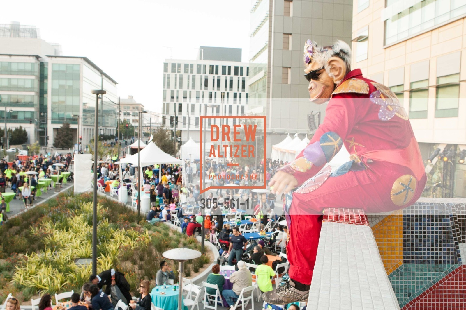 Performance, UCSF Medical Center HARD HAT WALK & LIGHTS ON FESTIVAL, US, September 6th, 2014,Drew Altizer, Drew Altizer Photography, full-service agency, private events, San Francisco photographer, photographer california