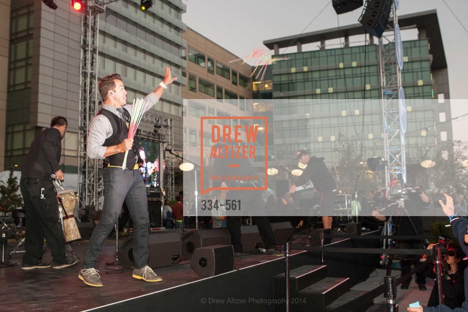 Performance By DJ Cory Live!, UCSF Medical Center HARD HAT WALK & LIGHTS ON FESTIVAL, US, September 6th, 2014