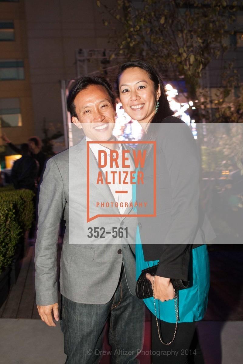 David Chiu, Candace Chen, Photo #352-561