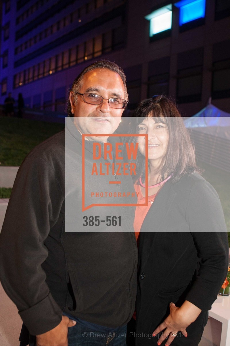 Ramone Oropeza, Rosemary Oropeza, UCSF Medical Center HARD HAT WALK & LIGHTS ON FESTIVAL, US, September 6th, 2014,Drew Altizer, Drew Altizer Photography, full-service agency, private events, San Francisco photographer, photographer california