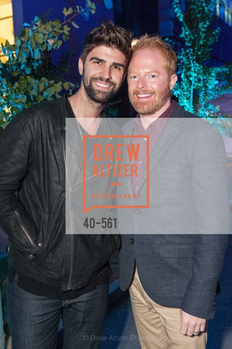 Justin Mikita, Jesse Tyler Ferguson, UCSF Medical Center HARD HAT WALK & LIGHTS ON FESTIVAL, US, September 6th, 2014,Drew Altizer, Drew Altizer Photography, full-service agency, private events, San Francisco photographer, photographer california
