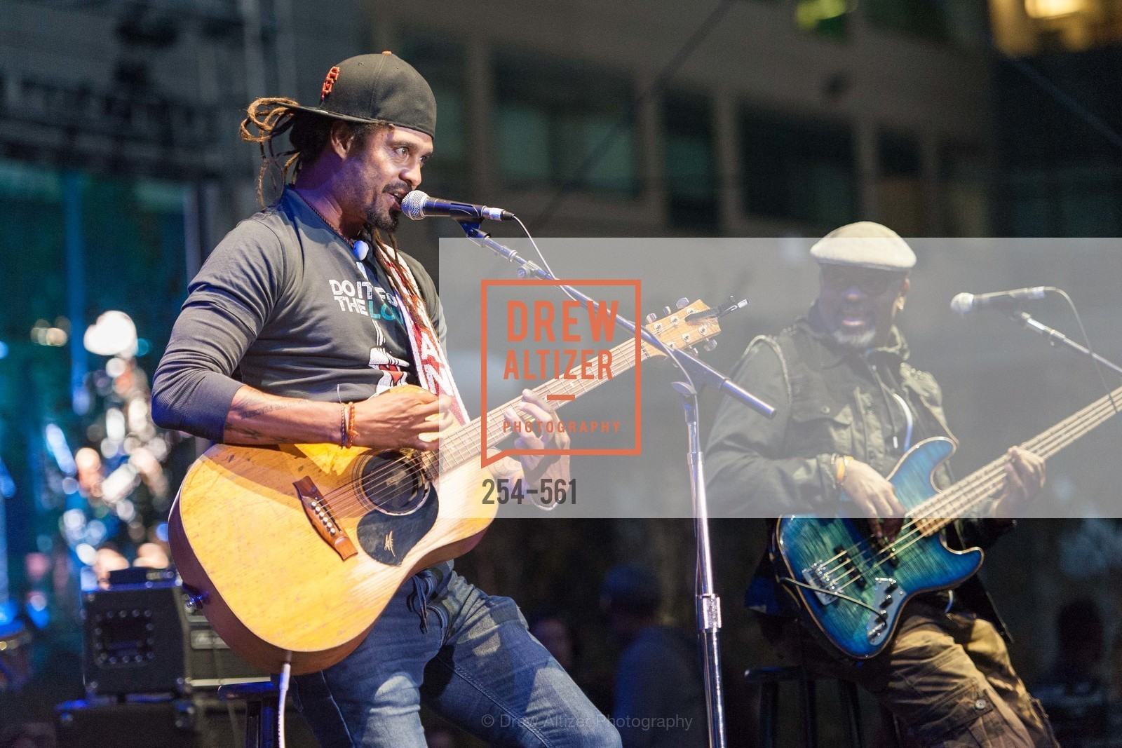 Performance By Michael Franti, UCSF Medical Center HARD HAT WALK & LIGHTS ON FESTIVAL, US, September 6th, 2014,Drew Altizer, Drew Altizer Photography, full-service agency, private events, San Francisco photographer, photographer california