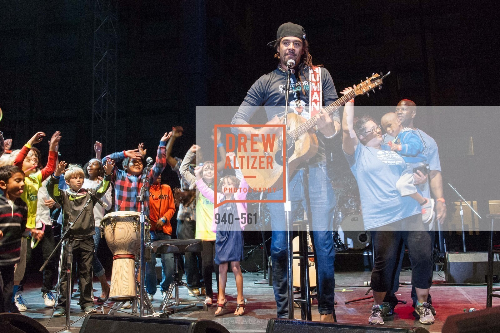 Performance By Michael Franti, Photo #940-561