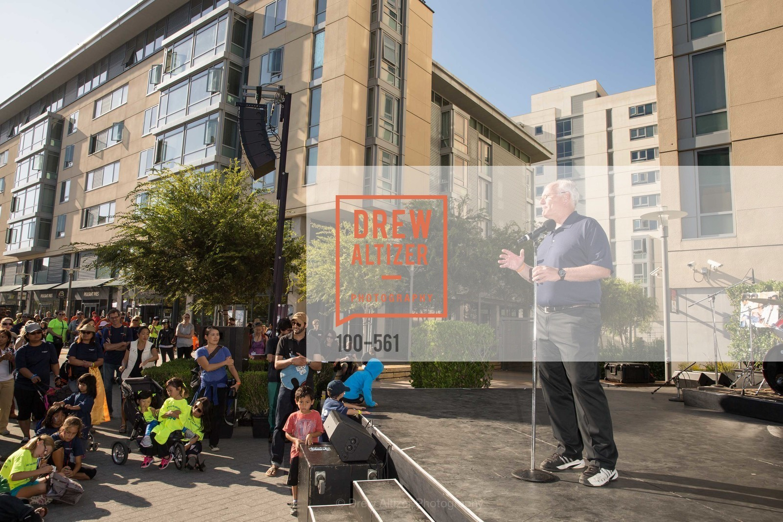 Mark Laret, UCSF Medical Center HARD HAT WALK & LIGHTS ON FESTIVAL, US, September 6th, 2014,Drew Altizer, Drew Altizer Photography, full-service agency, private events, San Francisco photographer, photographer california