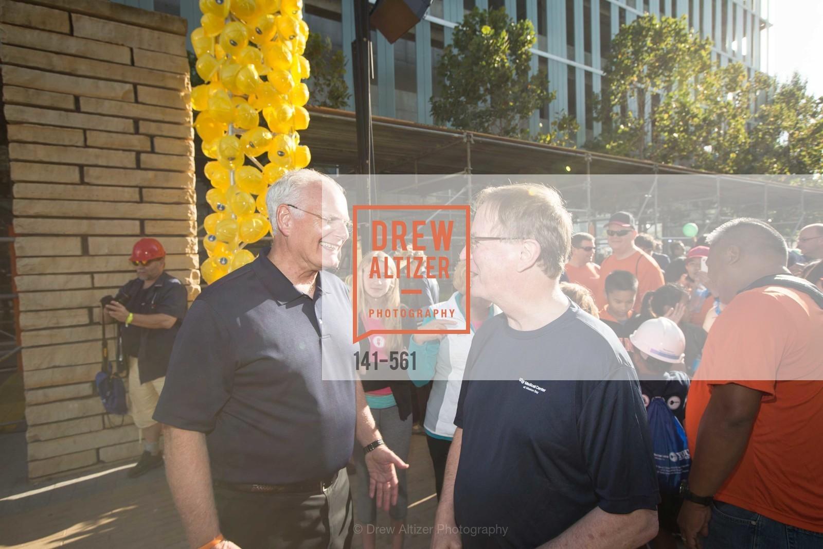Mark Laret, Sam Hawgood, UCSF Medical Center HARD HAT WALK & LIGHTS ON FESTIVAL, US, September 6th, 2014,Drew Altizer, Drew Altizer Photography, full-service agency, private events, San Francisco photographer, photographer california