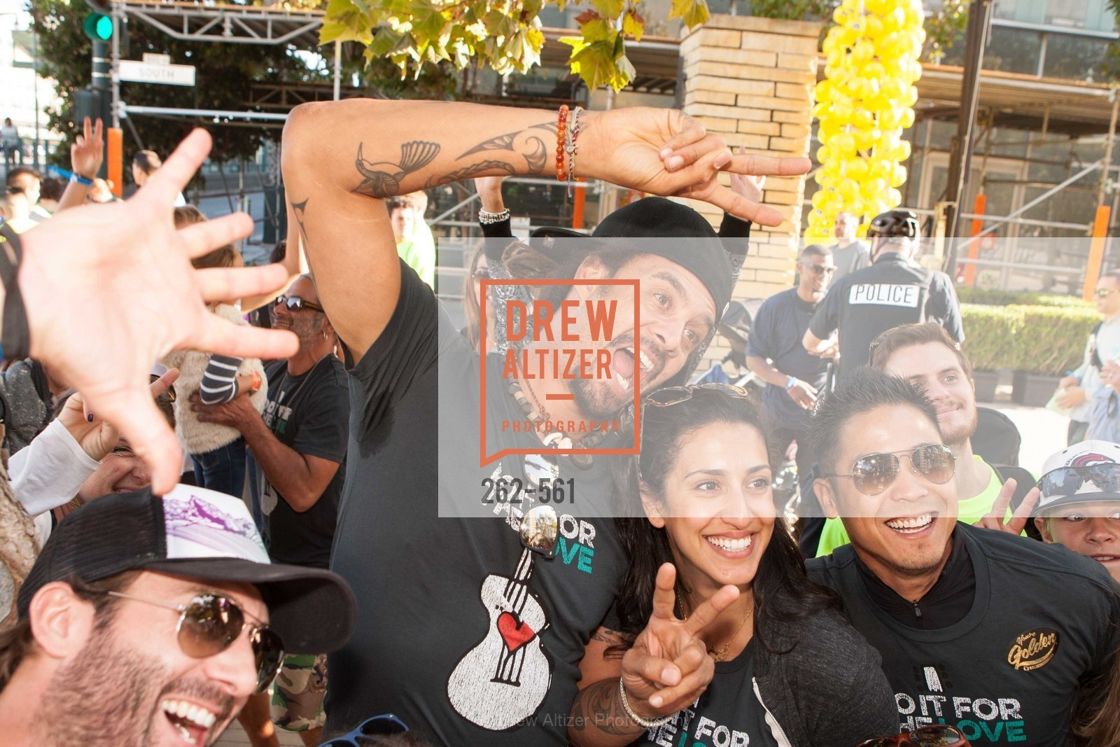 Michael Franti, Sara Agah, UCSF Medical Center HARD HAT WALK & LIGHTS ON FESTIVAL, US, September 6th, 2014,Drew Altizer, Drew Altizer Photography, full-service agency, private events, San Francisco photographer, photographer california