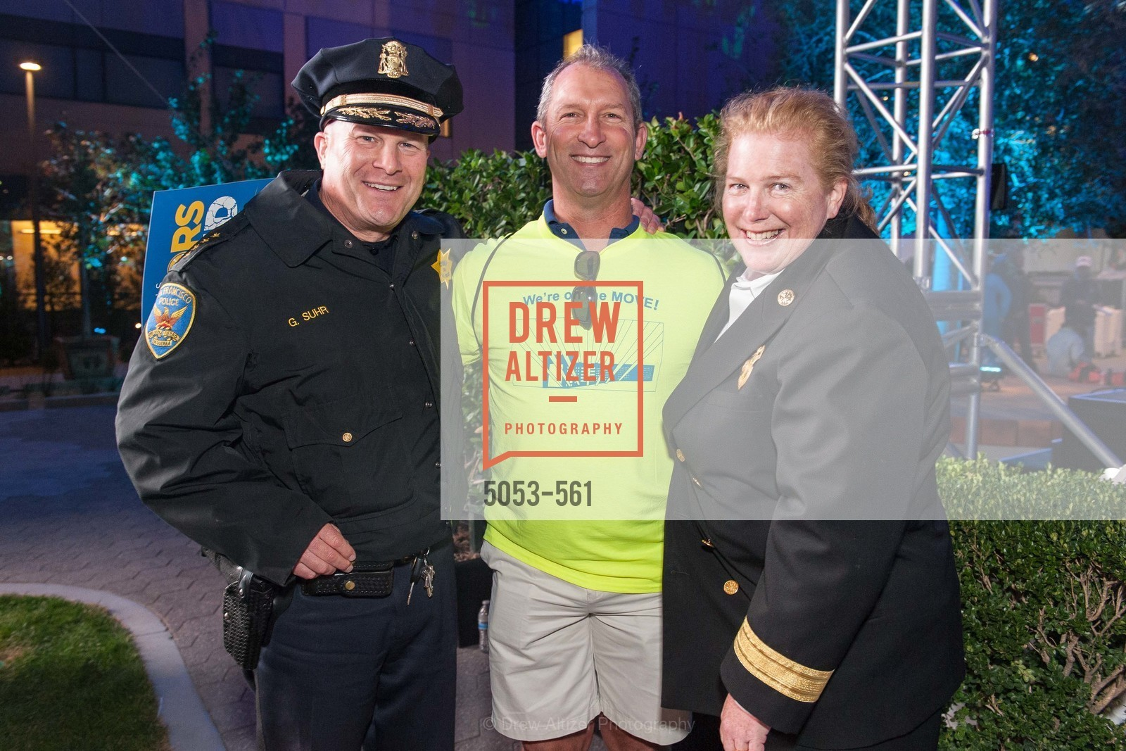 Greg Suhr, Stan Salvemini, Joanne Hayes-White, UCSF Medical Center HARD HAT WALK & LIGHTS ON FESTIVAL, US, September 6th, 2014,Drew Altizer, Drew Altizer Photography, full-service event agency, private events, San Francisco photographer, photographer California