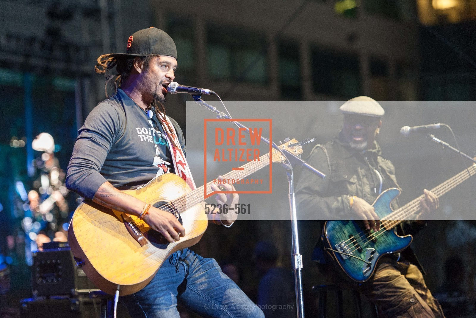 Performance By Michael Franti, Photo #5236-561