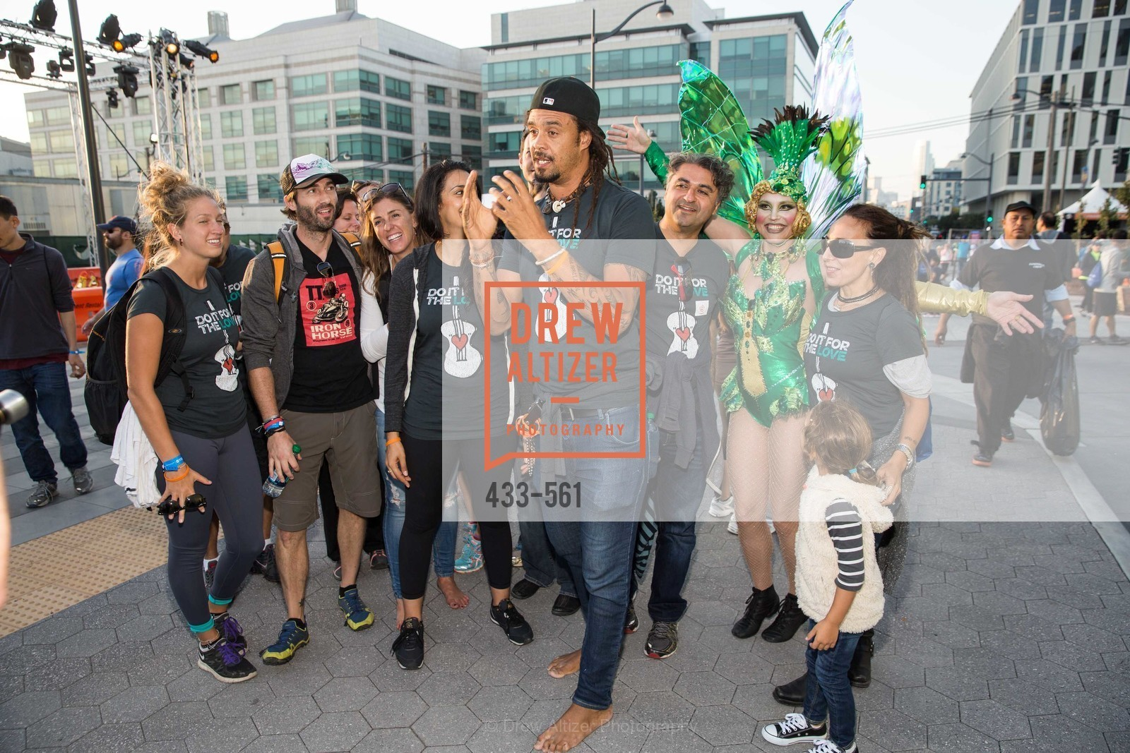 Sara Agah, Michael Franti, UCSF Medical Center HARD HAT WALK & LIGHTS ON FESTIVAL, US, September 6th, 2014,Drew Altizer, Drew Altizer Photography, full-service agency, private events, San Francisco photographer, photographer california
