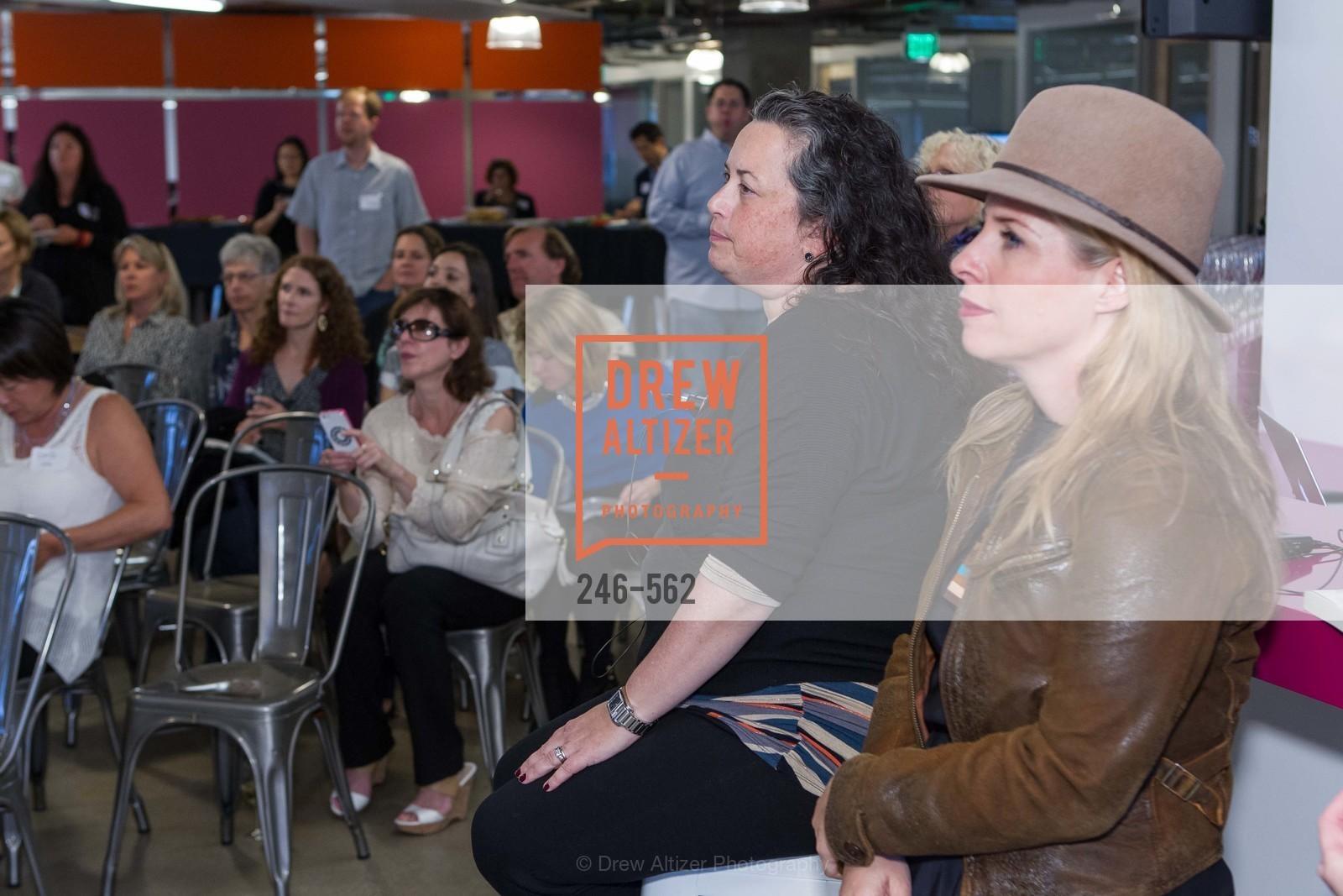 Elisa Camahort Page, Tiffany Shlain, SARAH GRANGER's