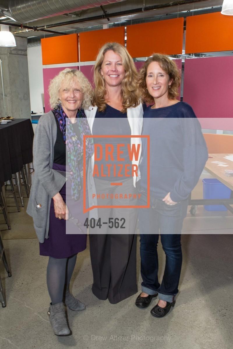 Cindy Samuels, Lisen Stromberg, Deborah Schneider, SARAH GRANGER's