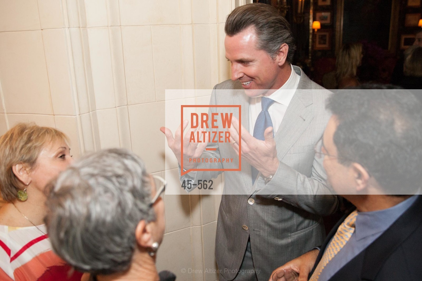 Honorable Gavin Newsom, SARAH GRANGER's