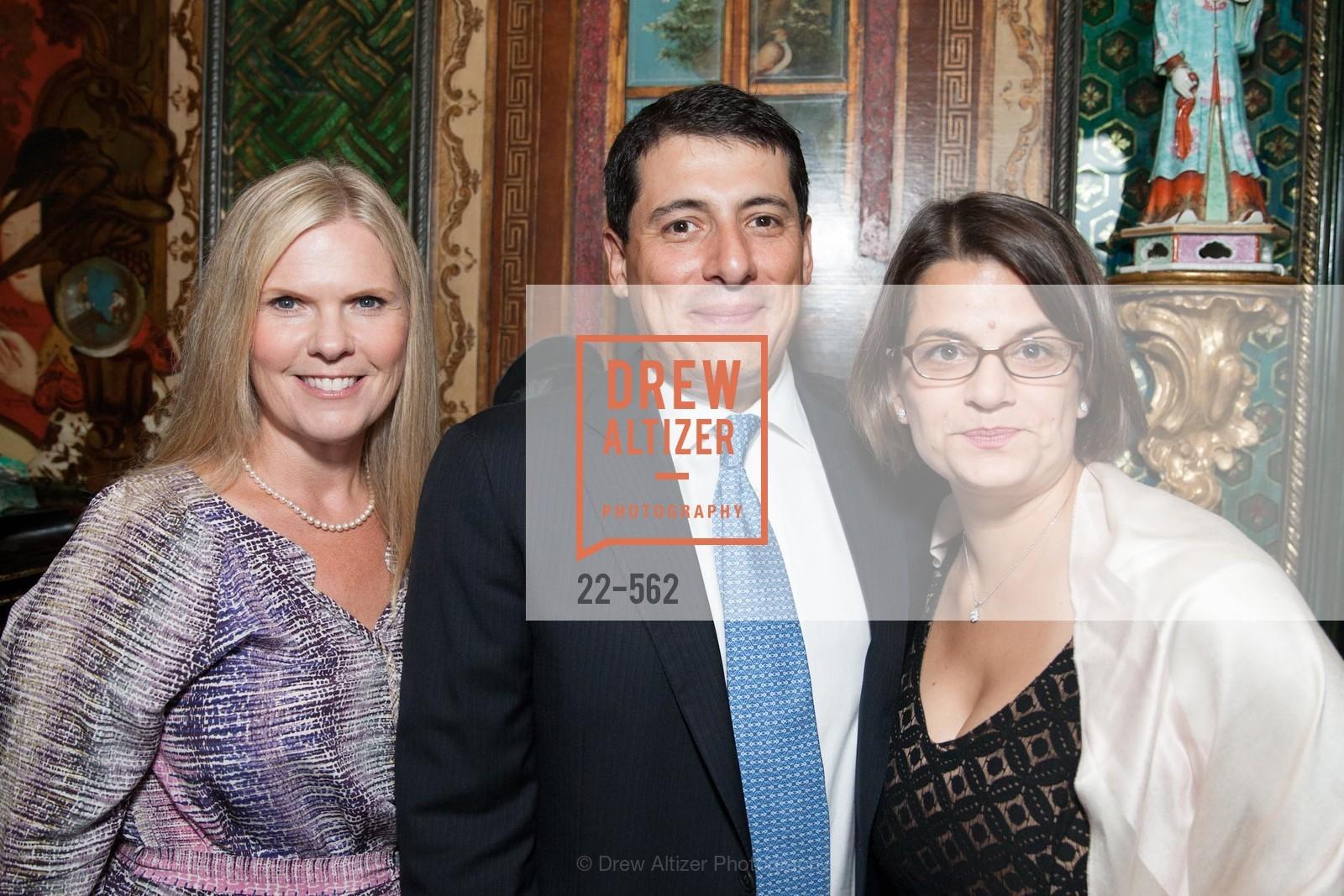 Connie Maddox, Zinia Picazo, SARAH GRANGER's