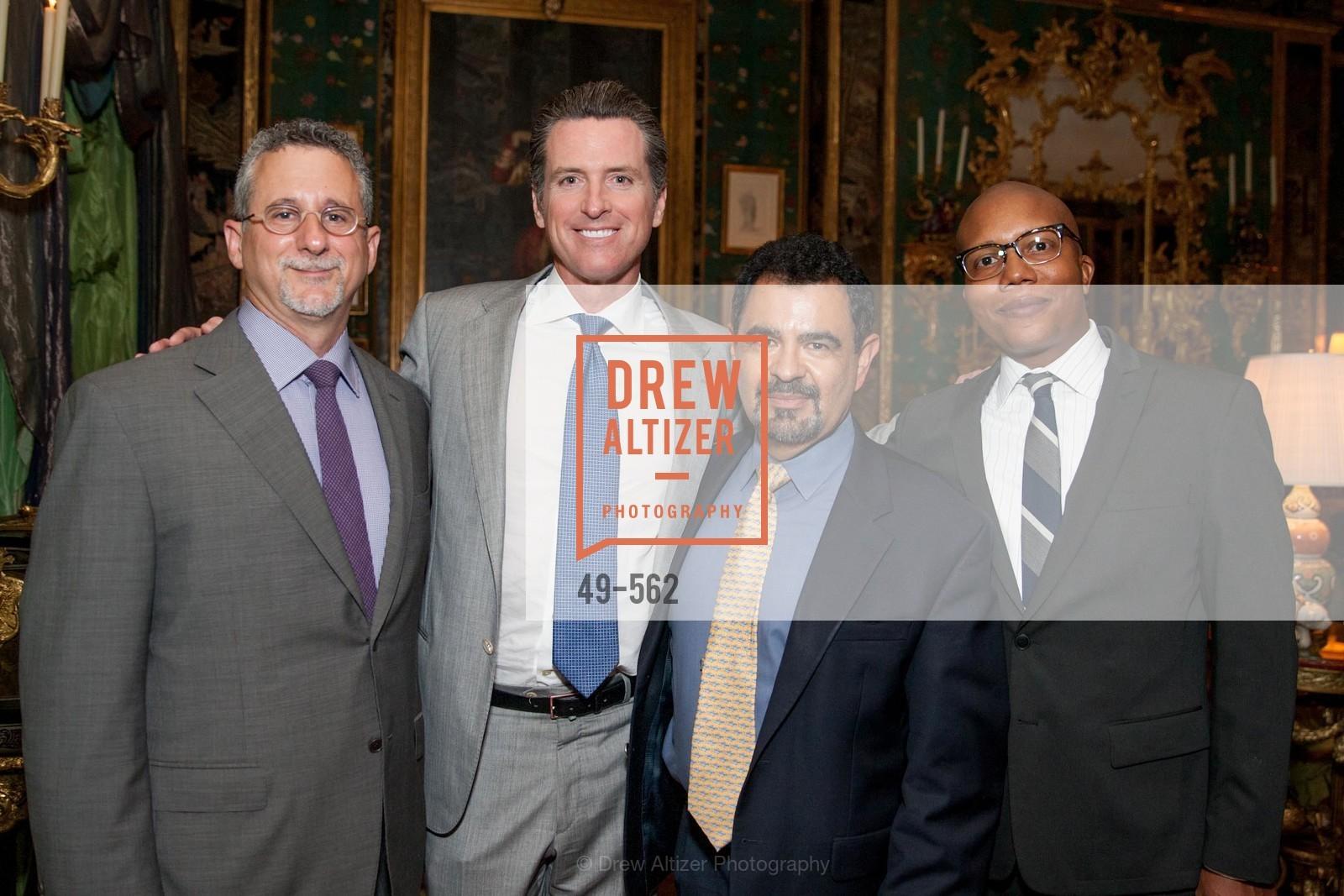 Jeff Kositsky, Honorable Gavin Newsom, Salvador Menjivar, Ralph Payton, SARAH GRANGER's