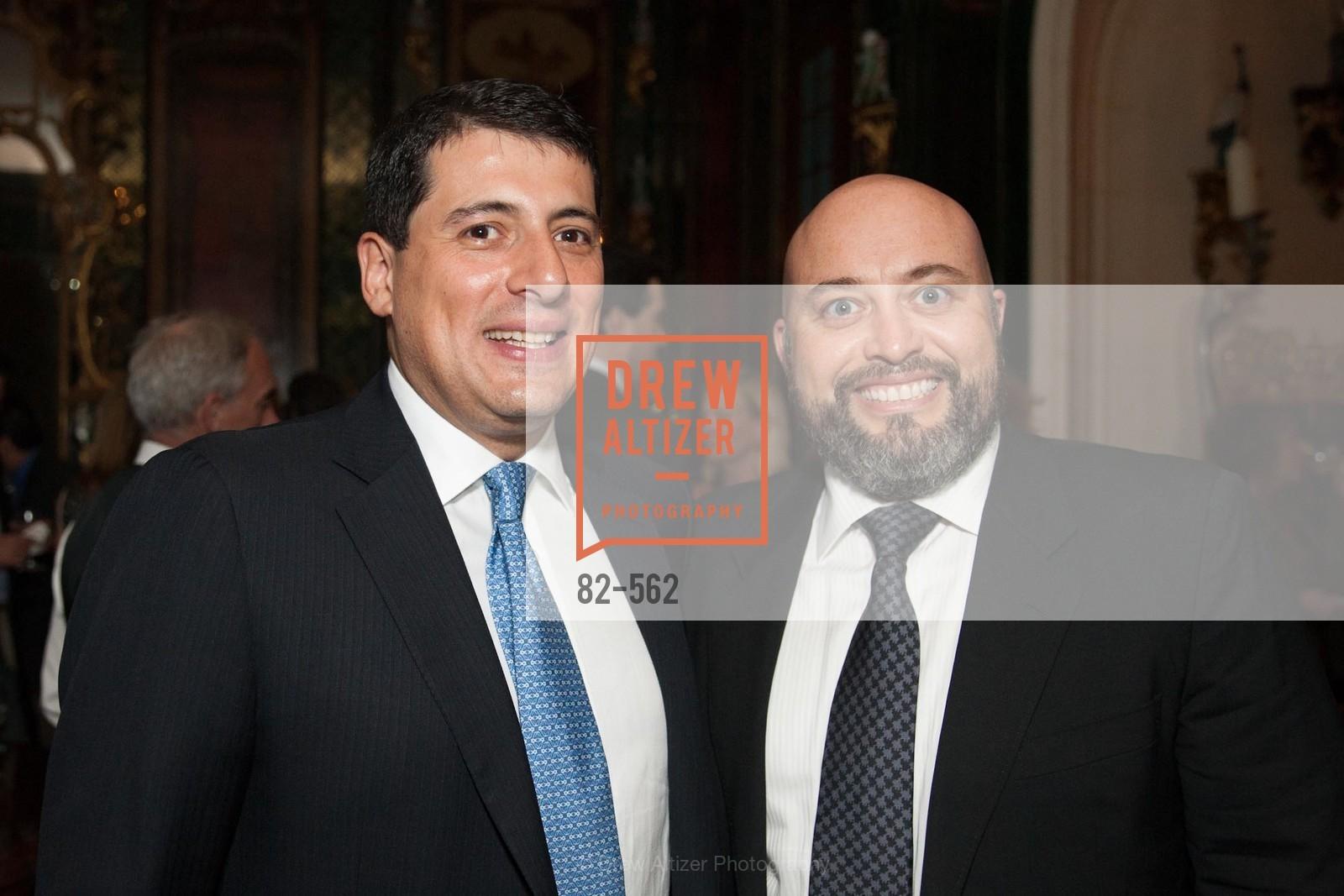 Alfredo Pedroza, SARAH GRANGER's