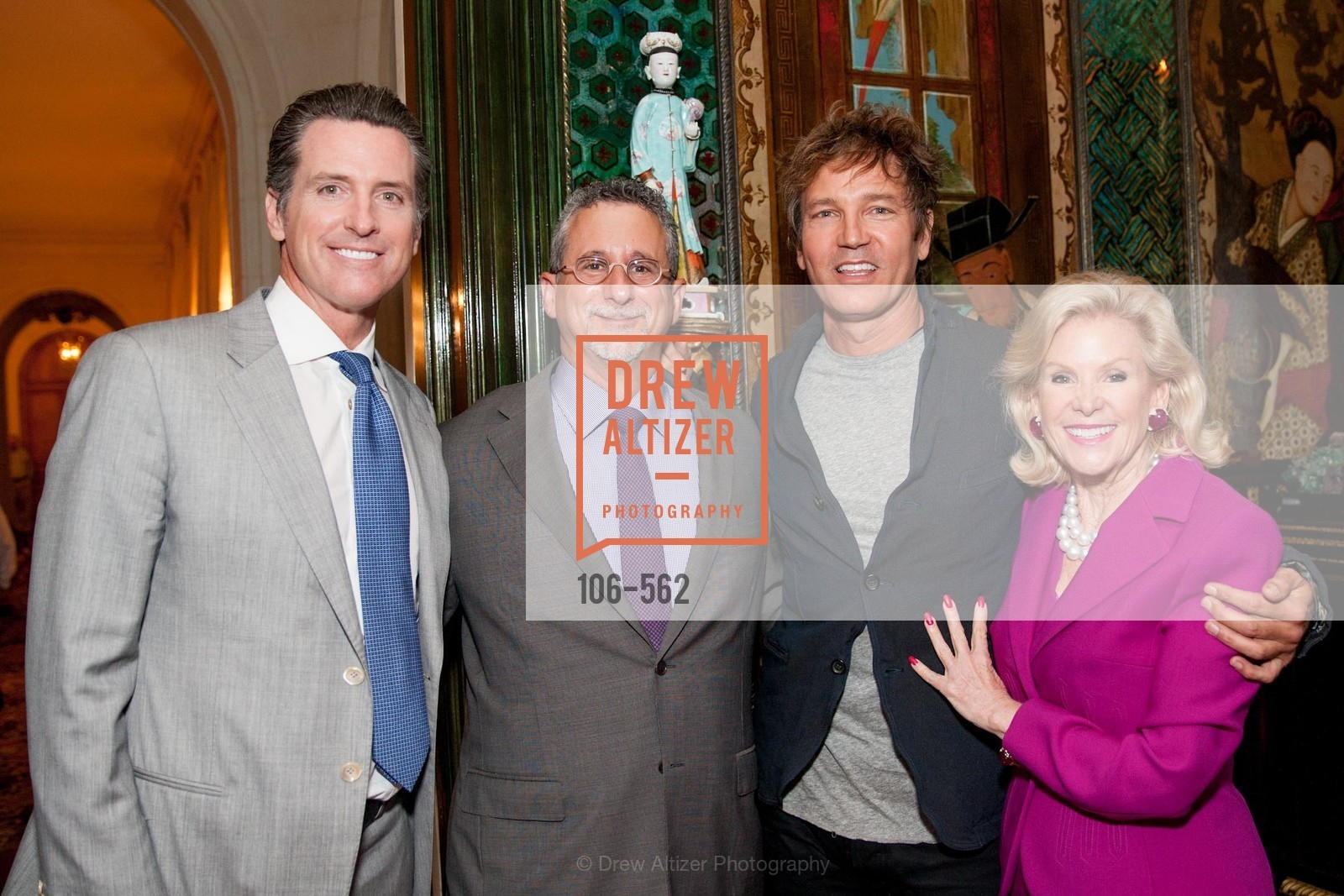 Honorable Gavin Newsom, Jeff Kositsky, Stephan Jenkins, Dede Wilsey, SARAH GRANGER's