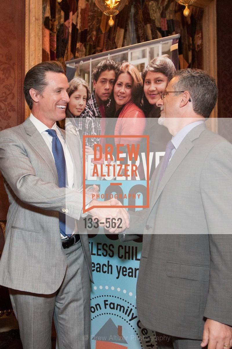 Honorable Gavin Newsom, Jeff Kositsky, SARAH GRANGER's