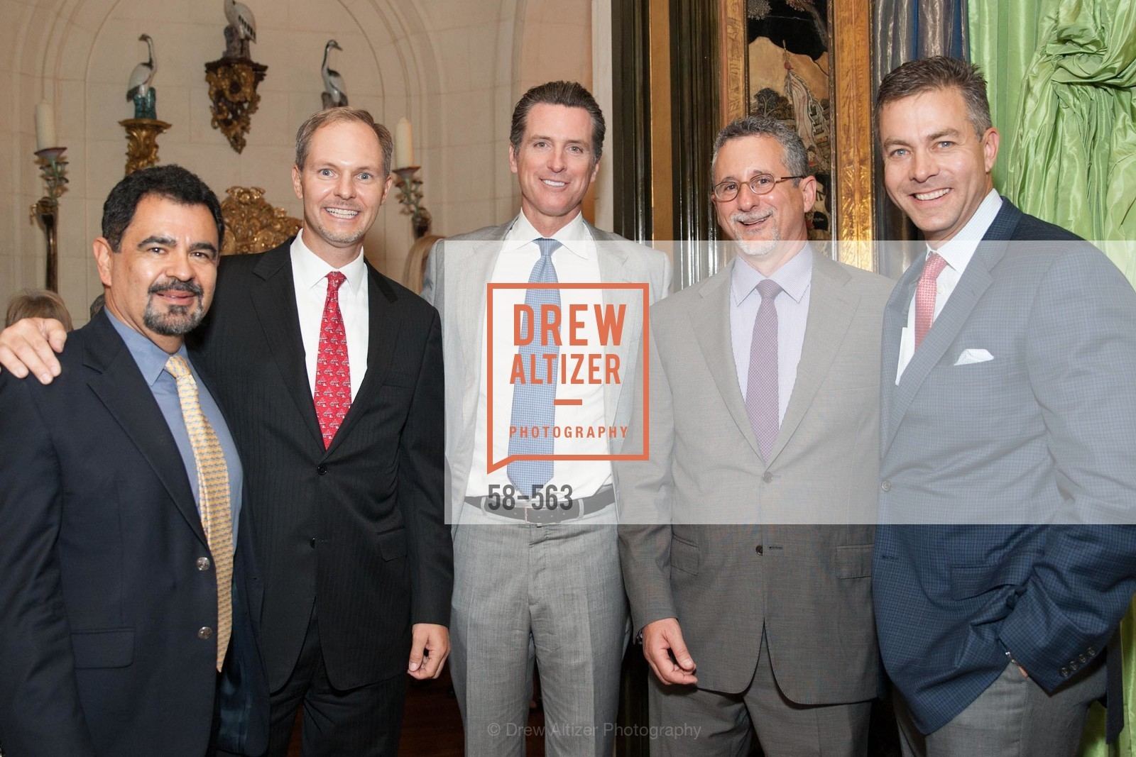 Salvador Menjivar, Greg Maddox, Honorable Gavin Newsom, Jeff Kositsky, Clay Smudsky, HAMILTON FAMILY CENTER Top Donor Cocktail Reception, US, September 10th, 2014,Drew Altizer, Drew Altizer Photography, full-service agency, private events, San Francisco photographer, photographer california