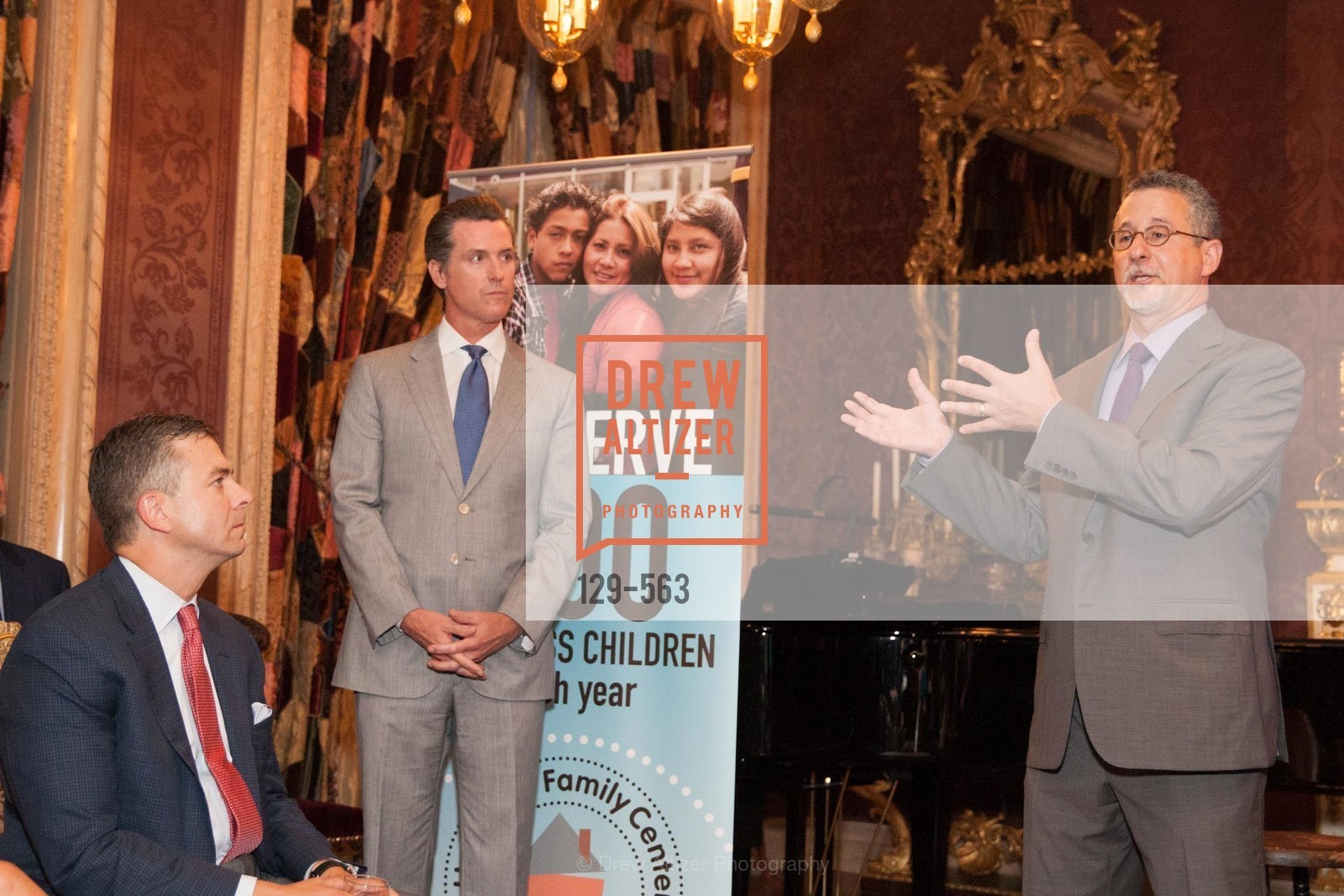 Clay Smudsky, Honorable Gavin Newsom, Jeff Kositsky, HAMILTON FAMILY CENTER Top Donor Cocktail Reception, US, September 10th, 2014,Drew Altizer, Drew Altizer Photography, full-service agency, private events, San Francisco photographer, photographer california