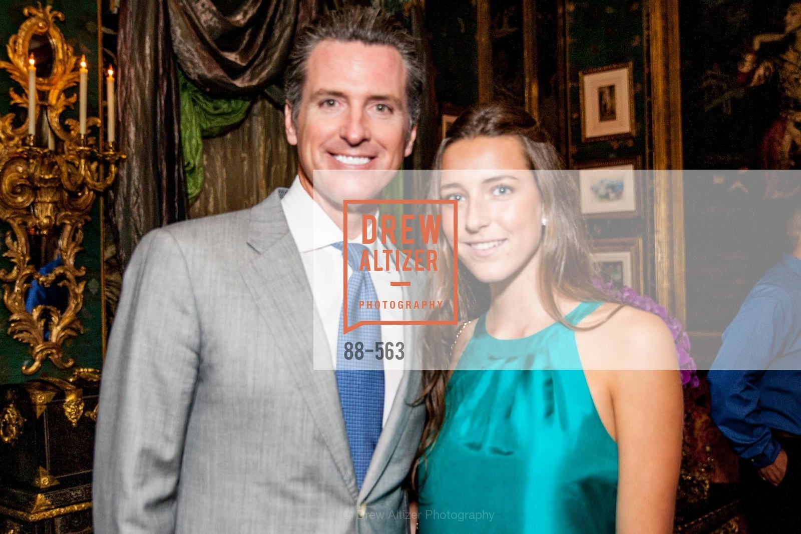Honorable Gavin Newsom, Abigail Smudsky, HAMILTON FAMILY CENTER Top Donor Cocktail Reception, US, September 10th, 2014,Drew Altizer, Drew Altizer Photography, full-service agency, private events, San Francisco photographer, photographer california