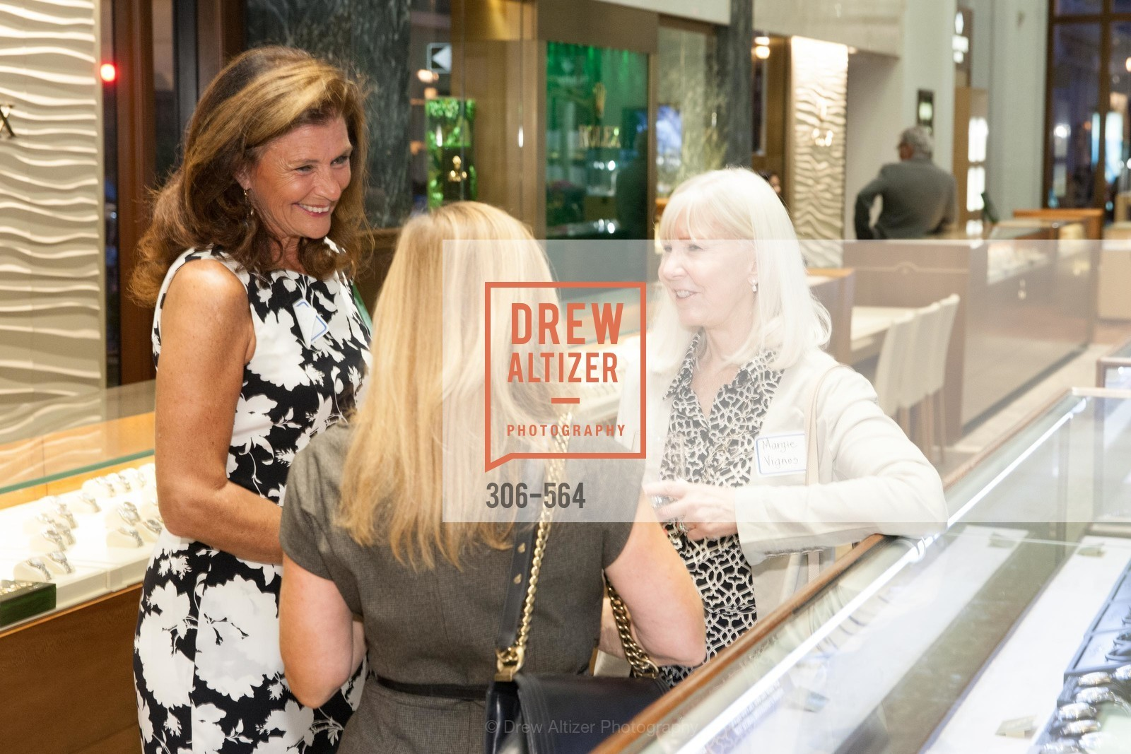 Linda Zider, Margie Vignos, SHREVE & CO. Hosts AMERICAN CANCER SOCIETY BENEFIT, US, September 10th, 2014,Drew Altizer, Drew Altizer Photography, full-service agency, private events, San Francisco photographer, photographer california
