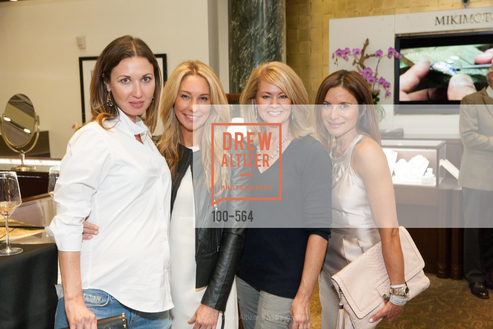 Camilla Papale, Tiffany Cummins, Sue Chrispell, Claudia Ross, SHREVE & CO. Hosts AMERICAN CANCER SOCIETY BENEFIT, US, September 10th, 2014,Drew Altizer, Drew Altizer Photography, full-service agency, private events, San Francisco photographer, photographer california