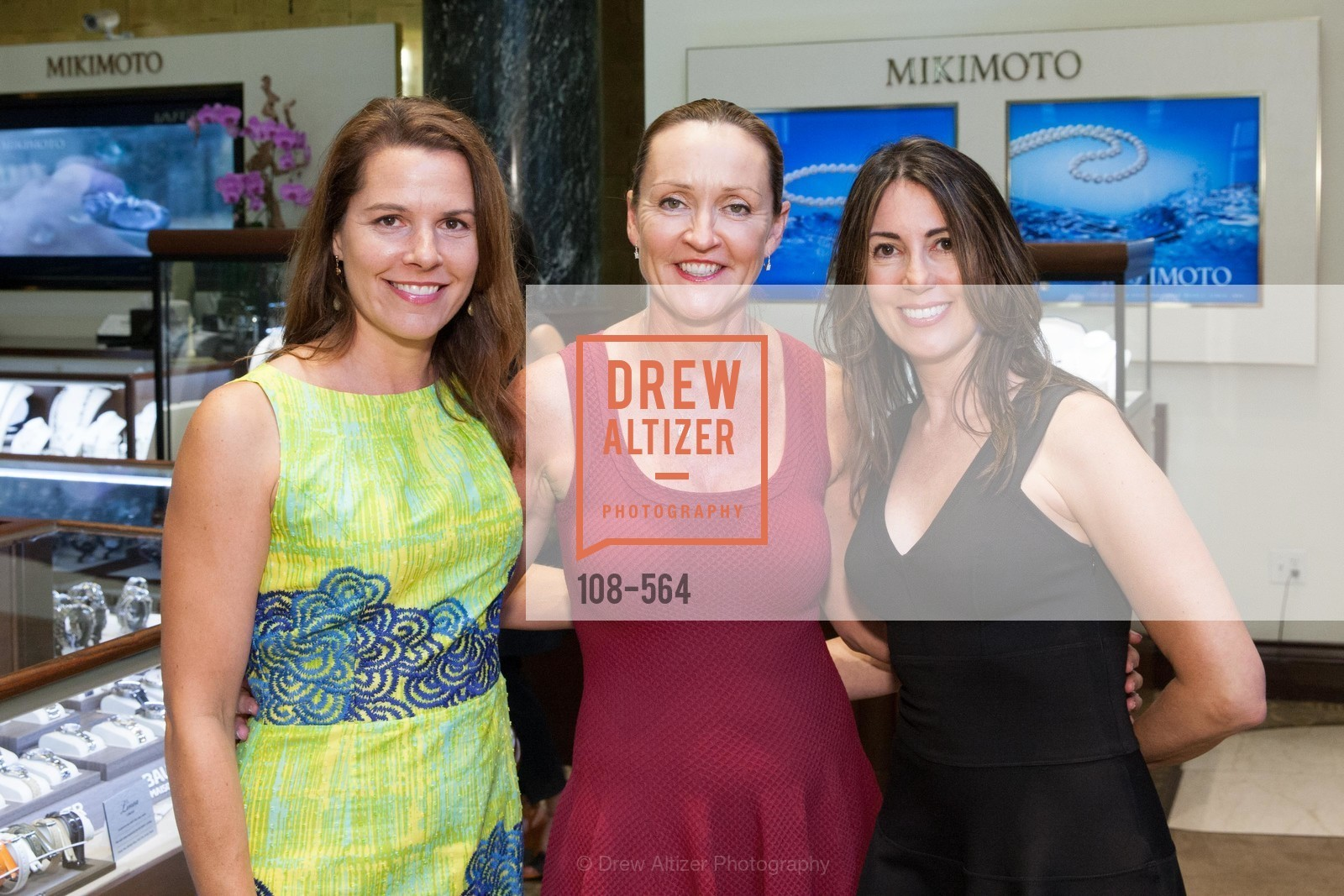 Kristin Sorensen, Siobhan Rigney, Lauren Ferraro, SHREVE & CO. Hosts AMERICAN CANCER SOCIETY BENEFIT, US, September 10th, 2014,Drew Altizer, Drew Altizer Photography, full-service agency, private events, San Francisco photographer, photographer california