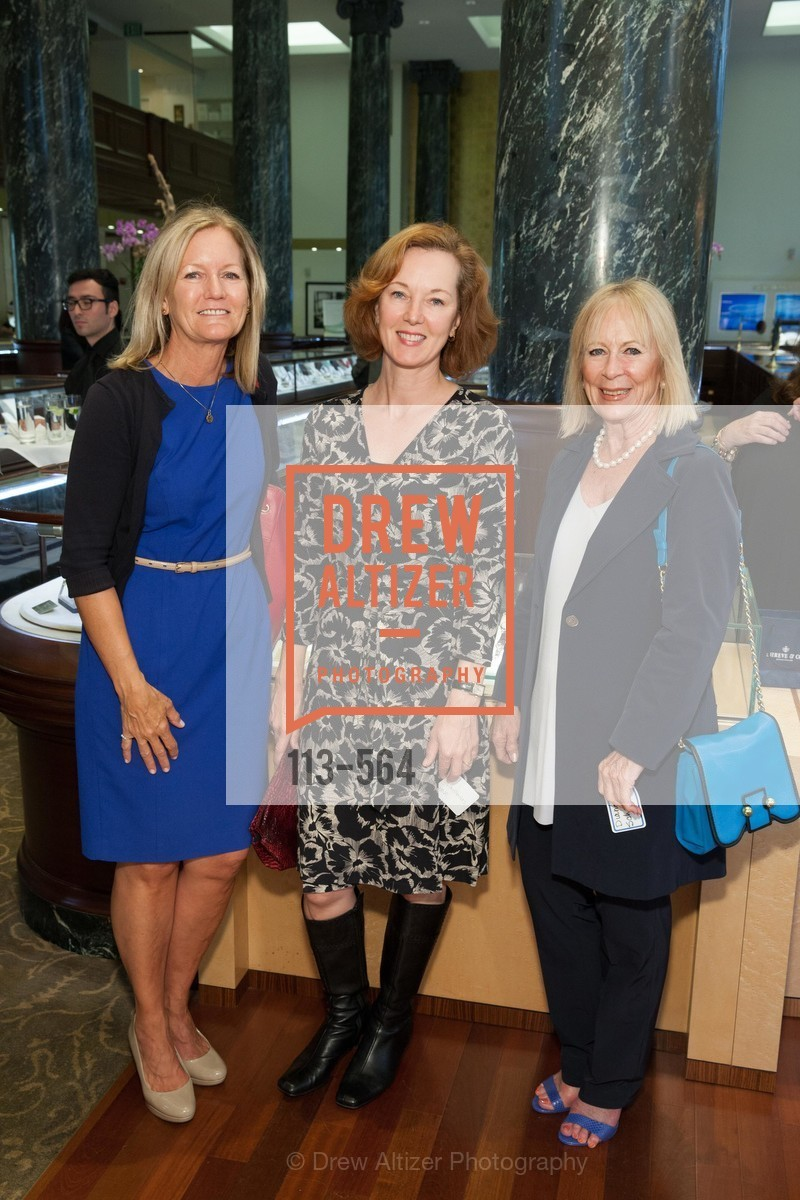 Erin McGlynn, Katie D'Alessandro, Diane Schaffer, SHREVE & CO. Hosts AMERICAN CANCER SOCIETY BENEFIT, US, September 10th, 2014,Drew Altizer, Drew Altizer Photography, full-service agency, private events, San Francisco photographer, photographer california