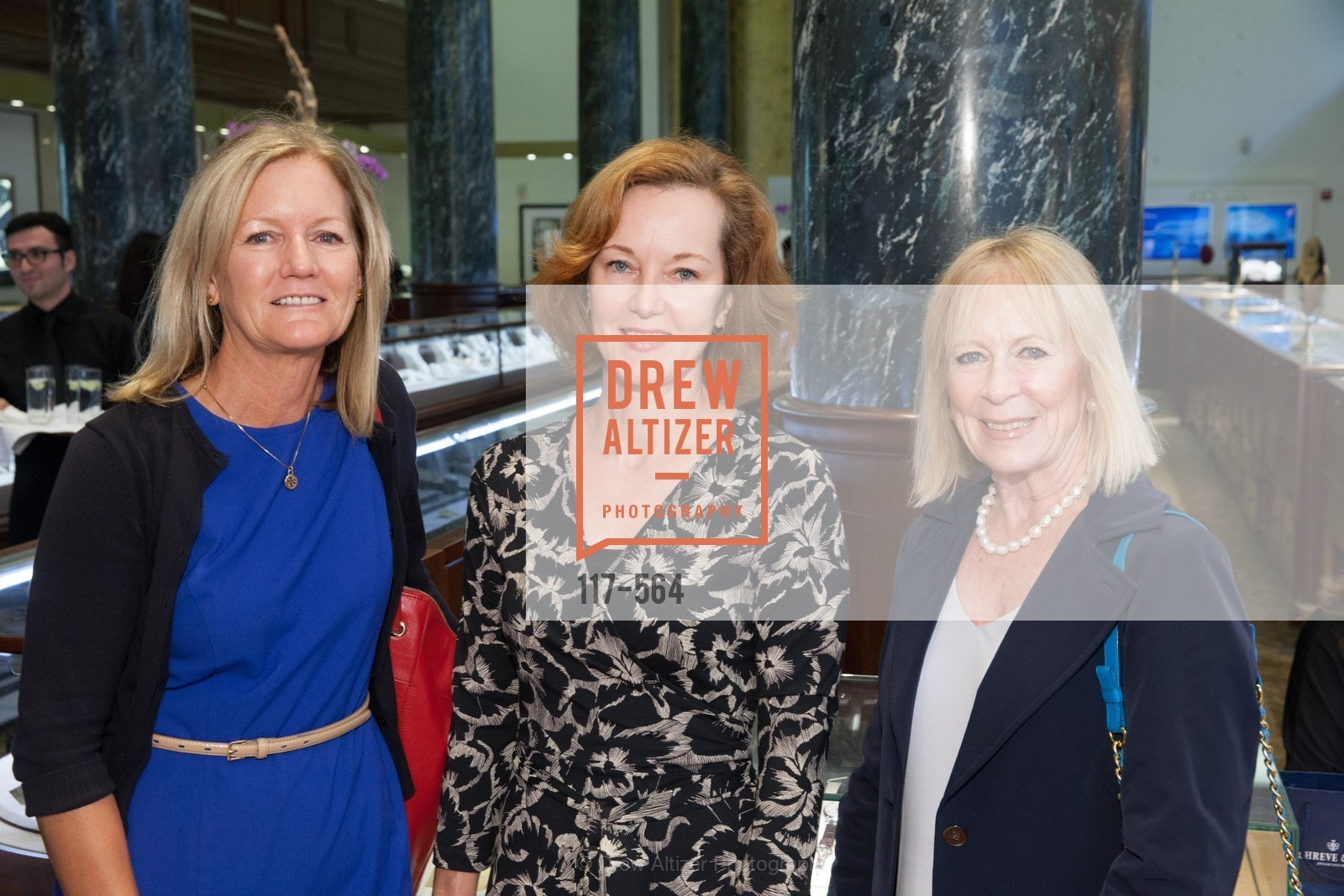 Erin McGlynn, Katie D'Alessandro, Diane Schaffer, SHREVE & CO. Hosts AMERICAN CANCER SOCIETY BENEFIT, US, September 10th, 2014,Drew Altizer, Drew Altizer Photography, full-service event agency, private events, San Francisco photographer, photographer California
